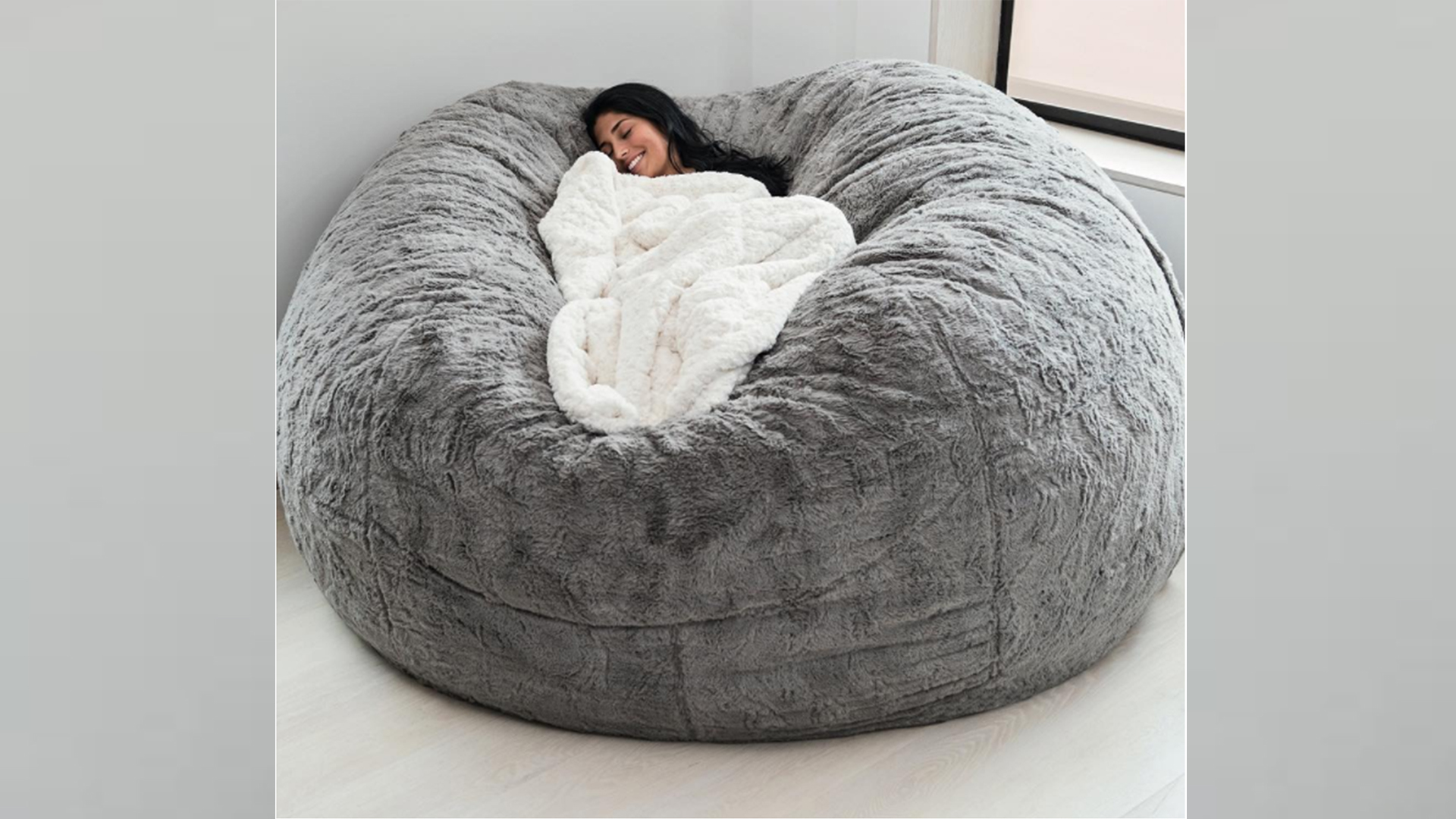 The LoveSac Pillow And Other Comfy Chairs To Try This Winter   TODAY.com