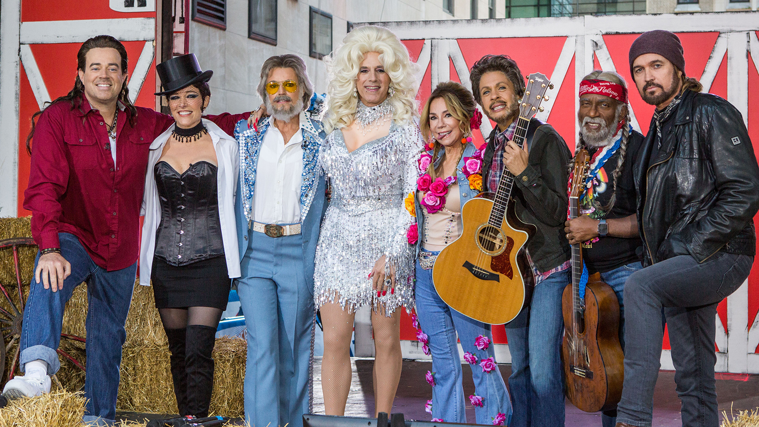 See TODAY Show's Halloween 2017 reveal: We've gone country, y'all ...