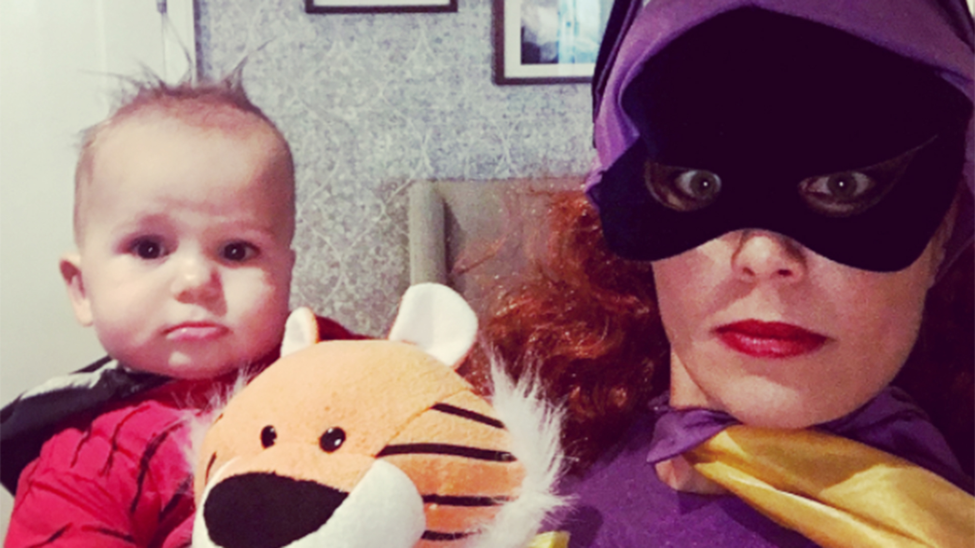 Dylan Dreyer 39 S Baby Calvin Had The Cutest Halloween