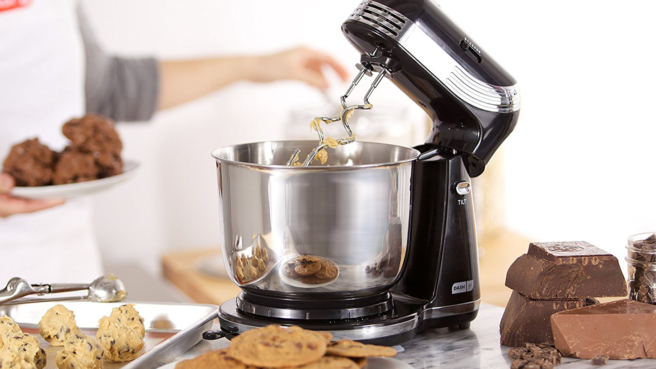The Best Affordable Stand Mixer Is The Dash Everyday Mixer   TODAY.com