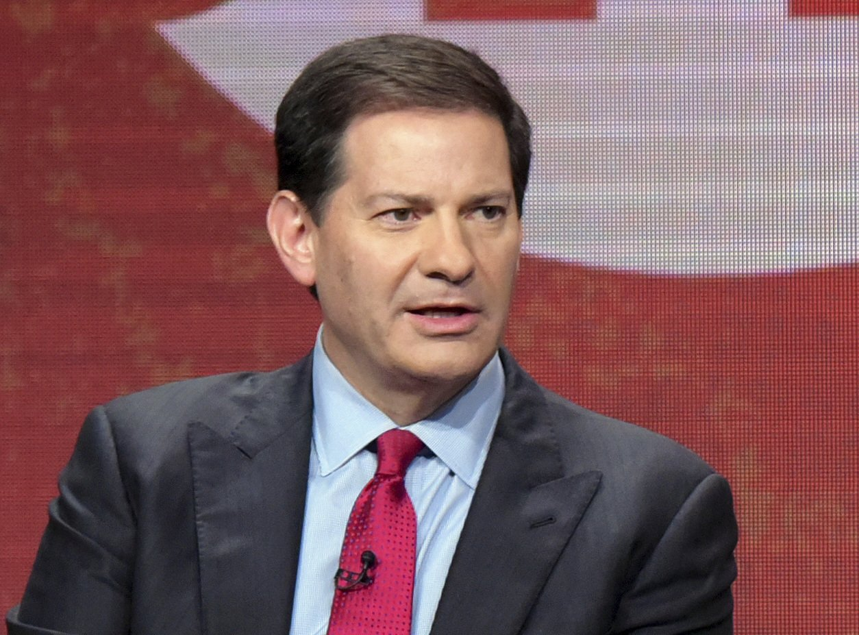 Image: Mark Halperin, Mark McKinnon