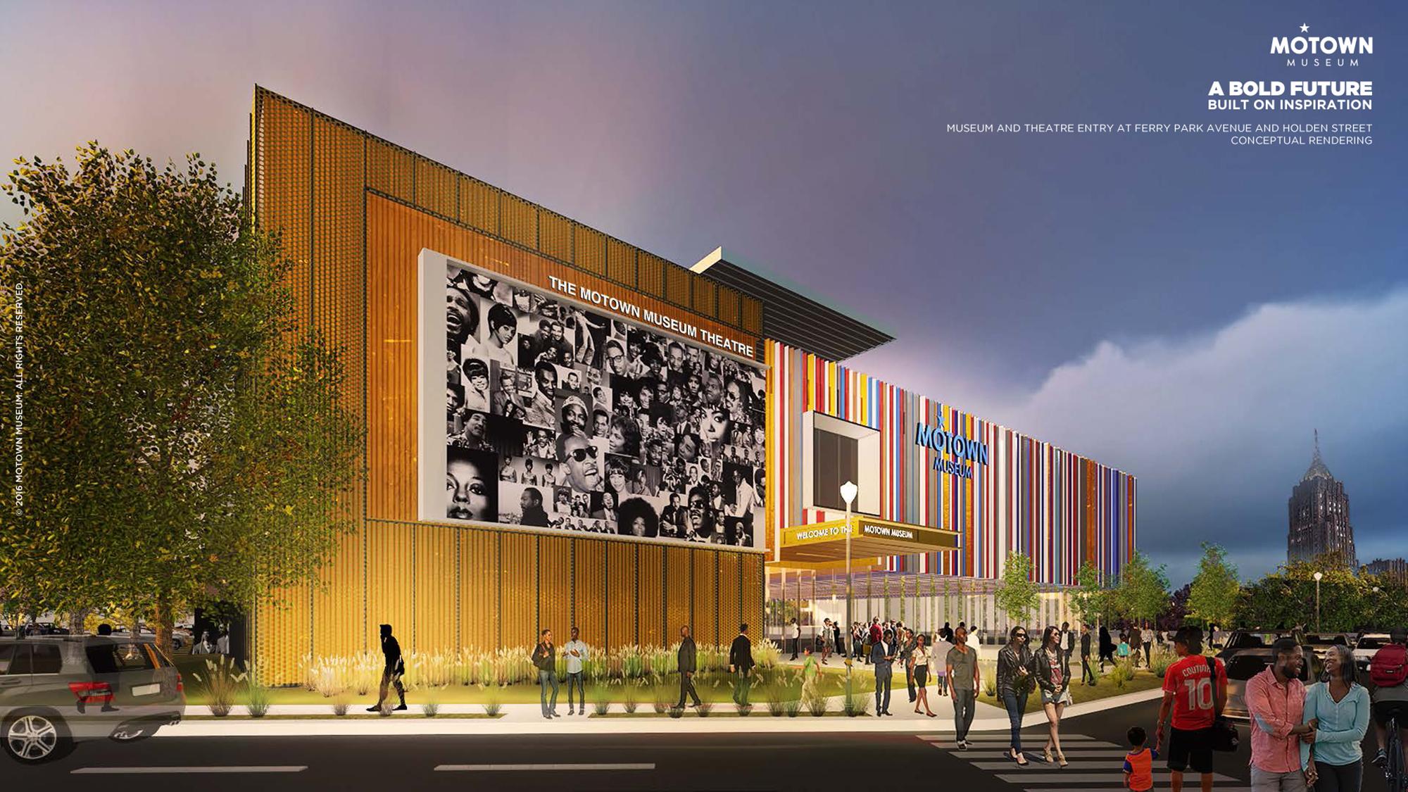 Image: Motown Museum
