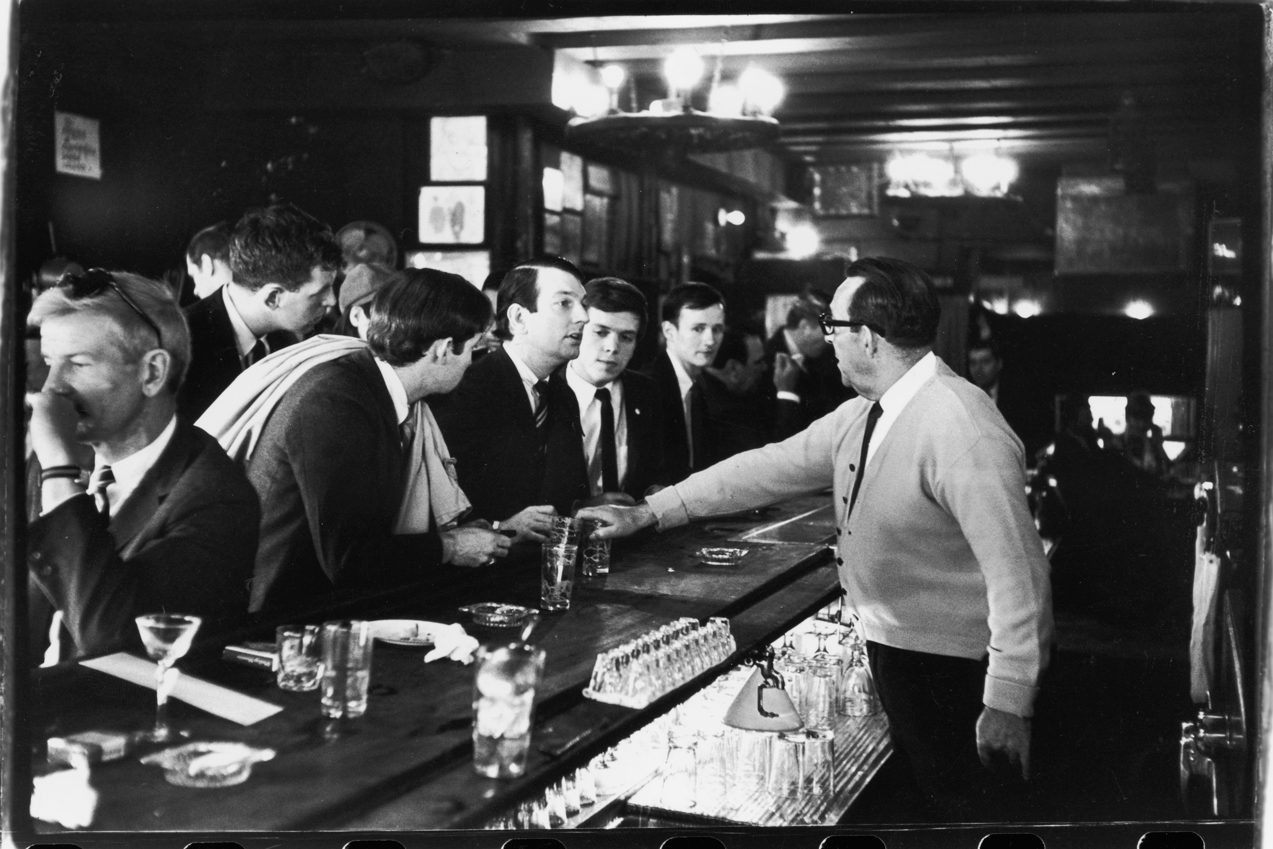 Mattachine Society 'Sip-In,' 1966