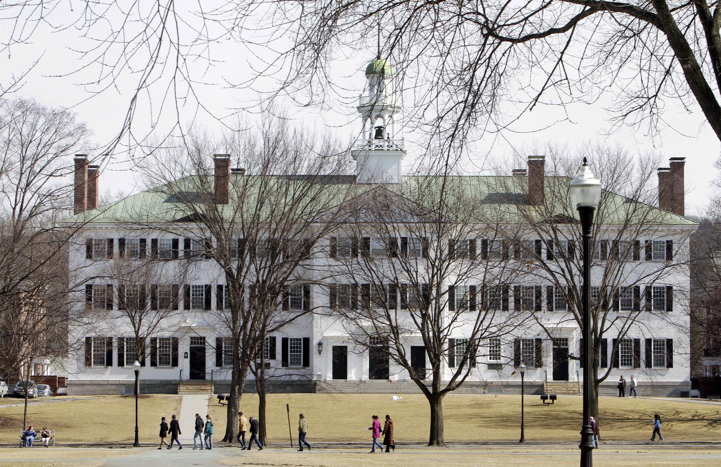 Image: Dartmouth College