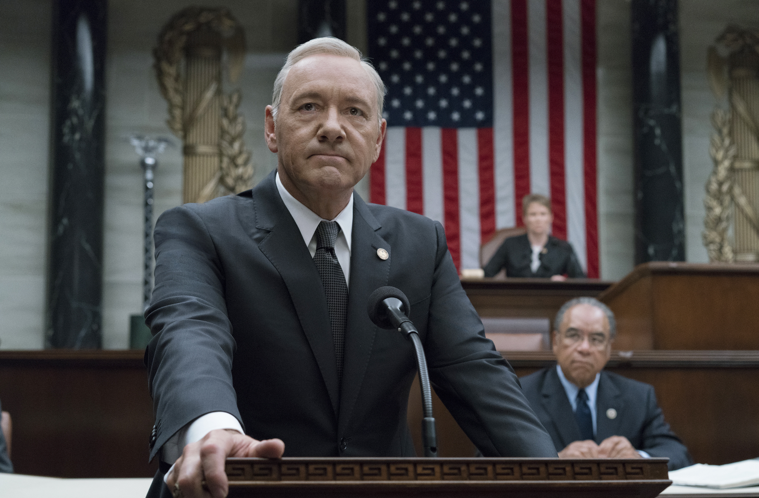 Image: House of Cards Season 5 on Netflix