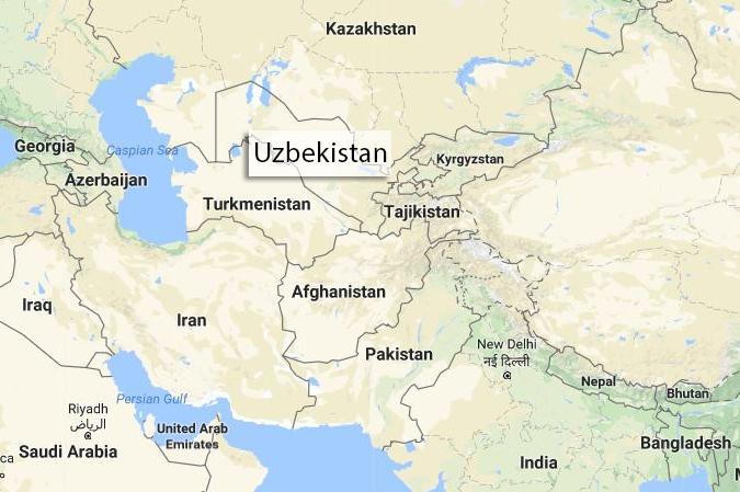 Image: Uzbekistan