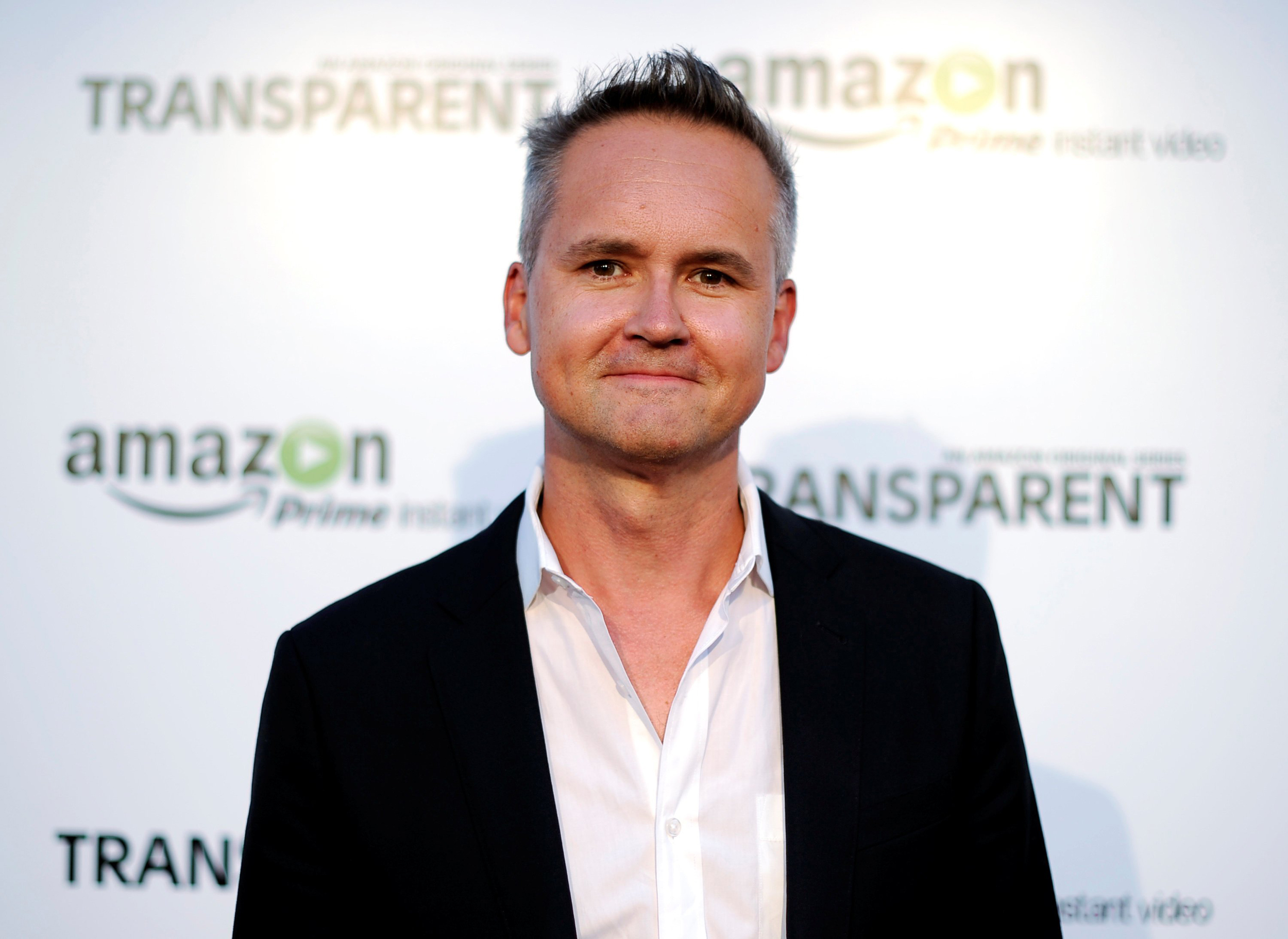 Image: Roy Price during Amazon's premiere screening of