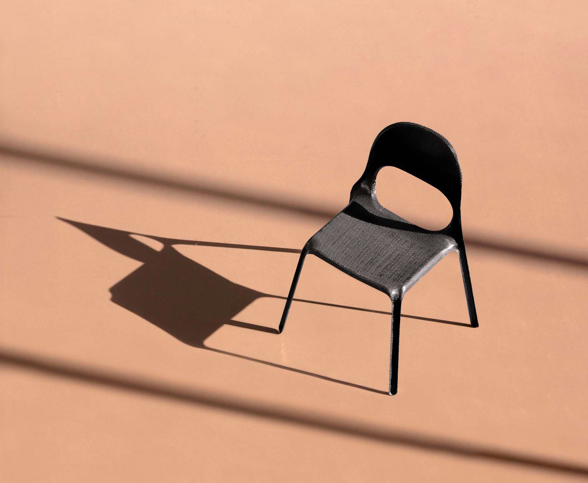 Image: The Mars Chair by designer Thomas Miss?