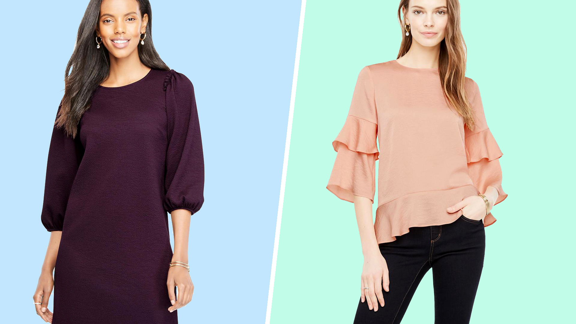c746fa5cd53 Ann Taylor launches clothing rental service
