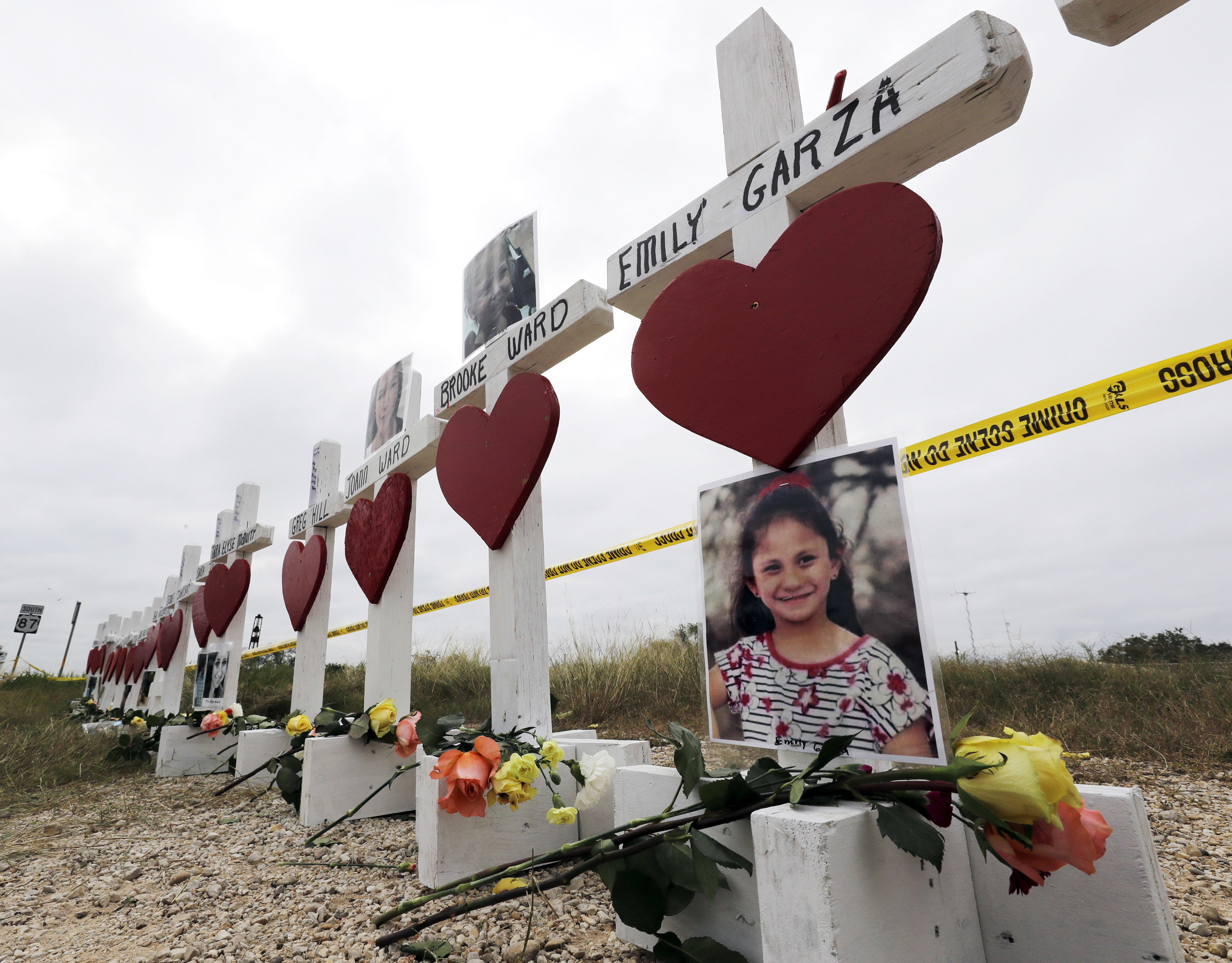 Air Force Head Says Texas Gunman's History Should Have Been Reported
