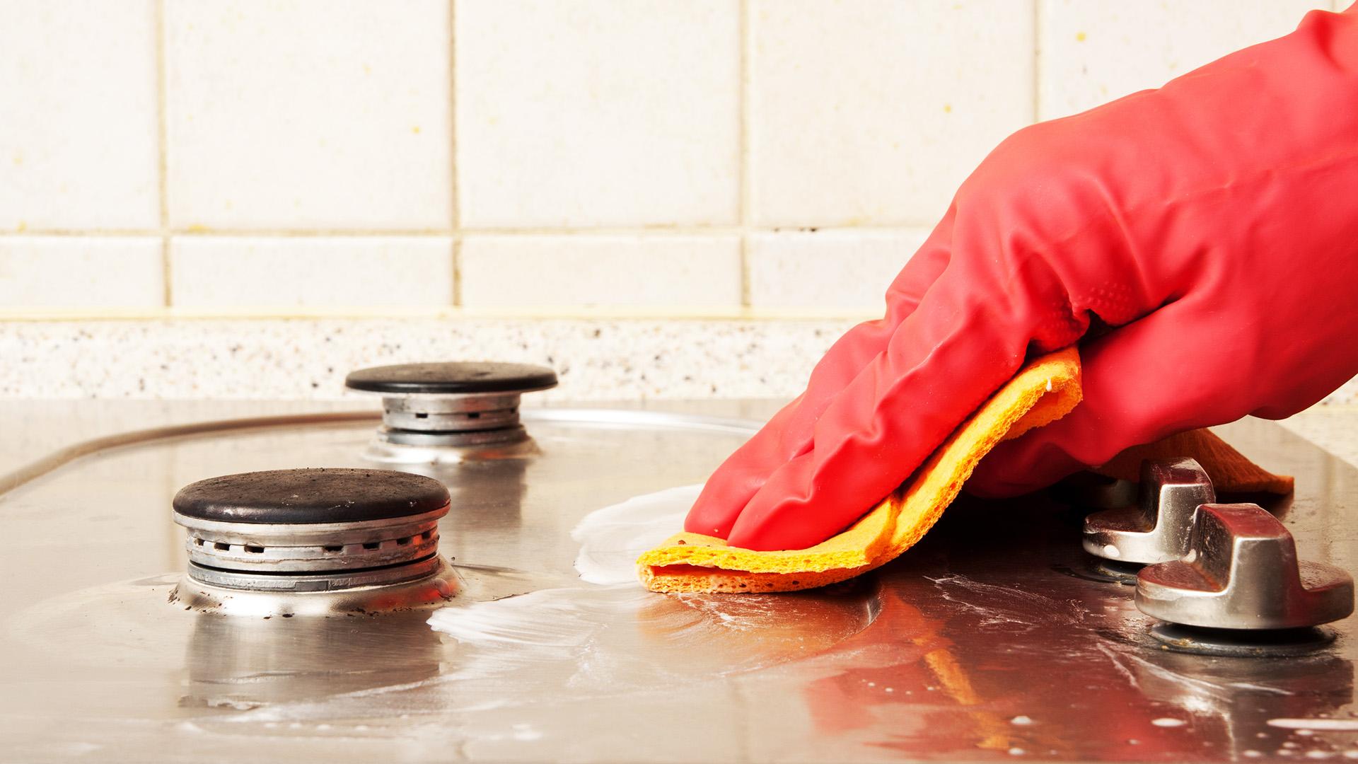 Как почистить газовую плиту в домашних условиях - О чистоте 29