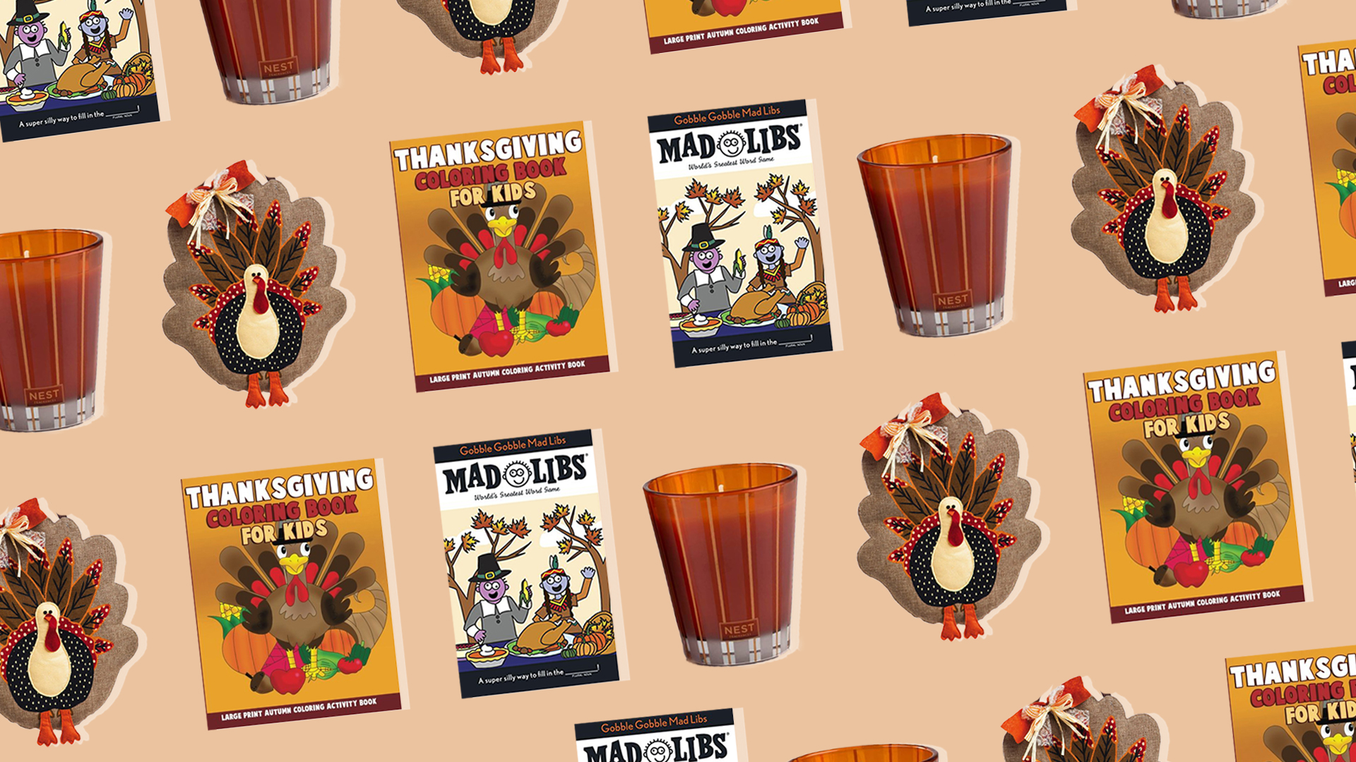 21 of the best Thanksgiving decor, host gifts and kids toys