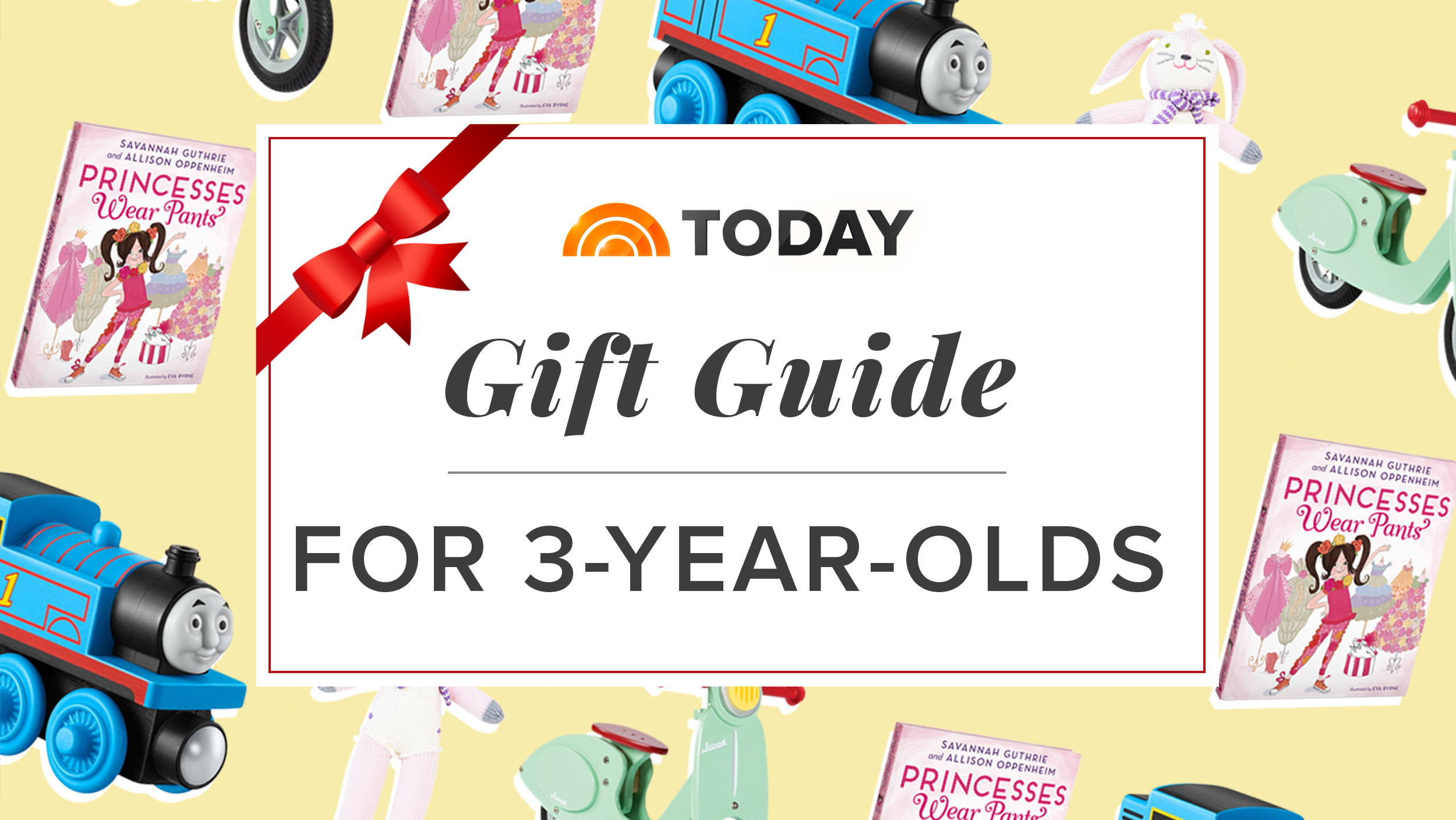 The best ts for 3 year olds from our 2017 holiday t guide