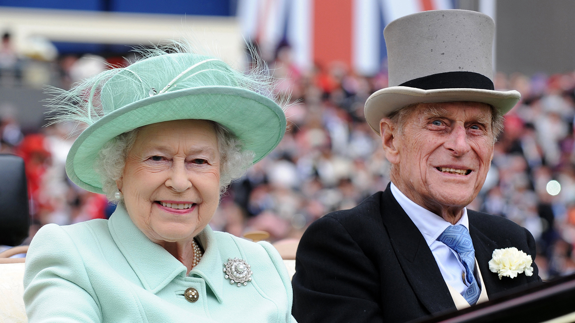 Queen Elizabeth Prince Philip Release Anniversary