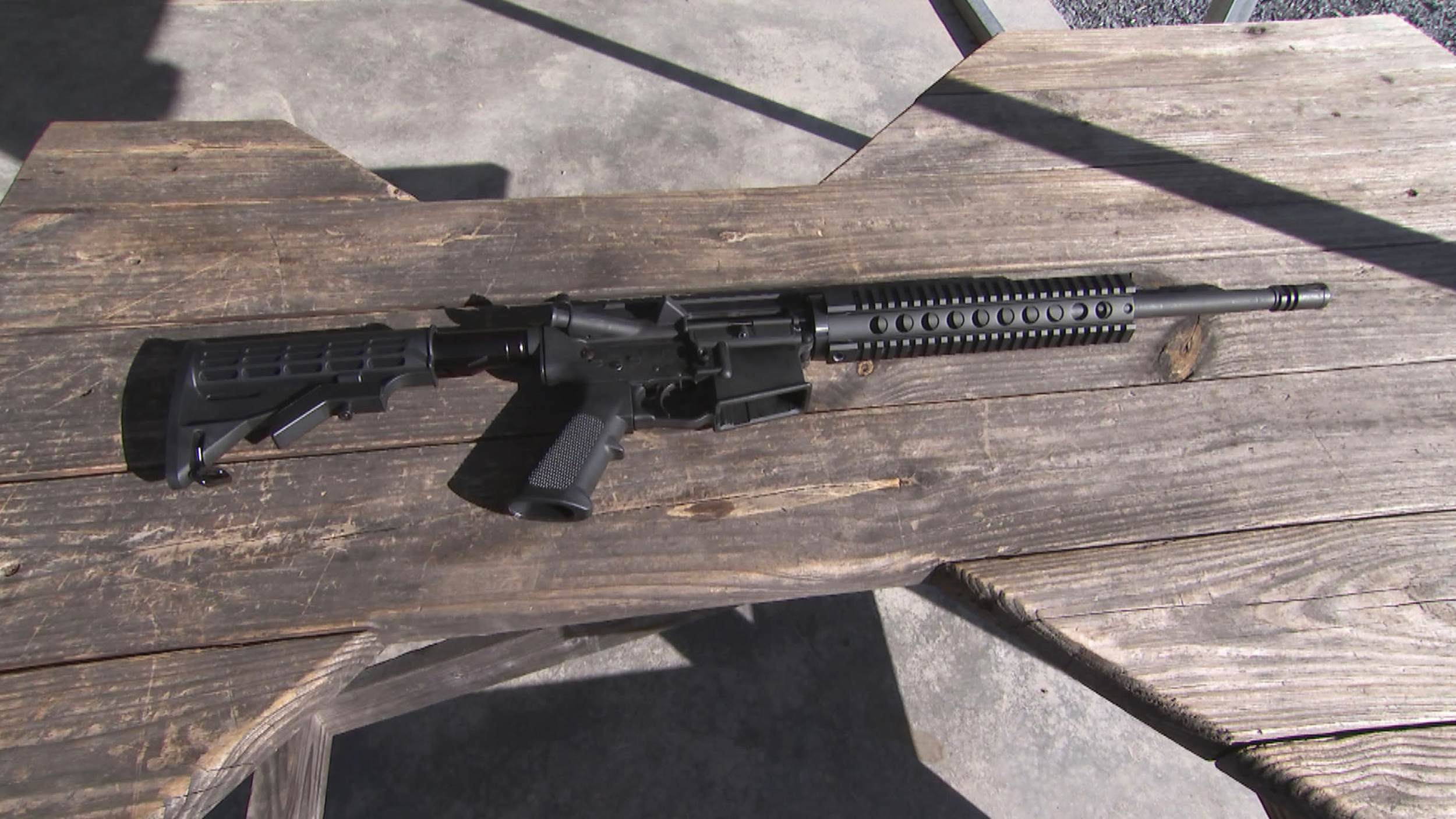 Image: Ghost guns kits can can be ordered online and have no serial number