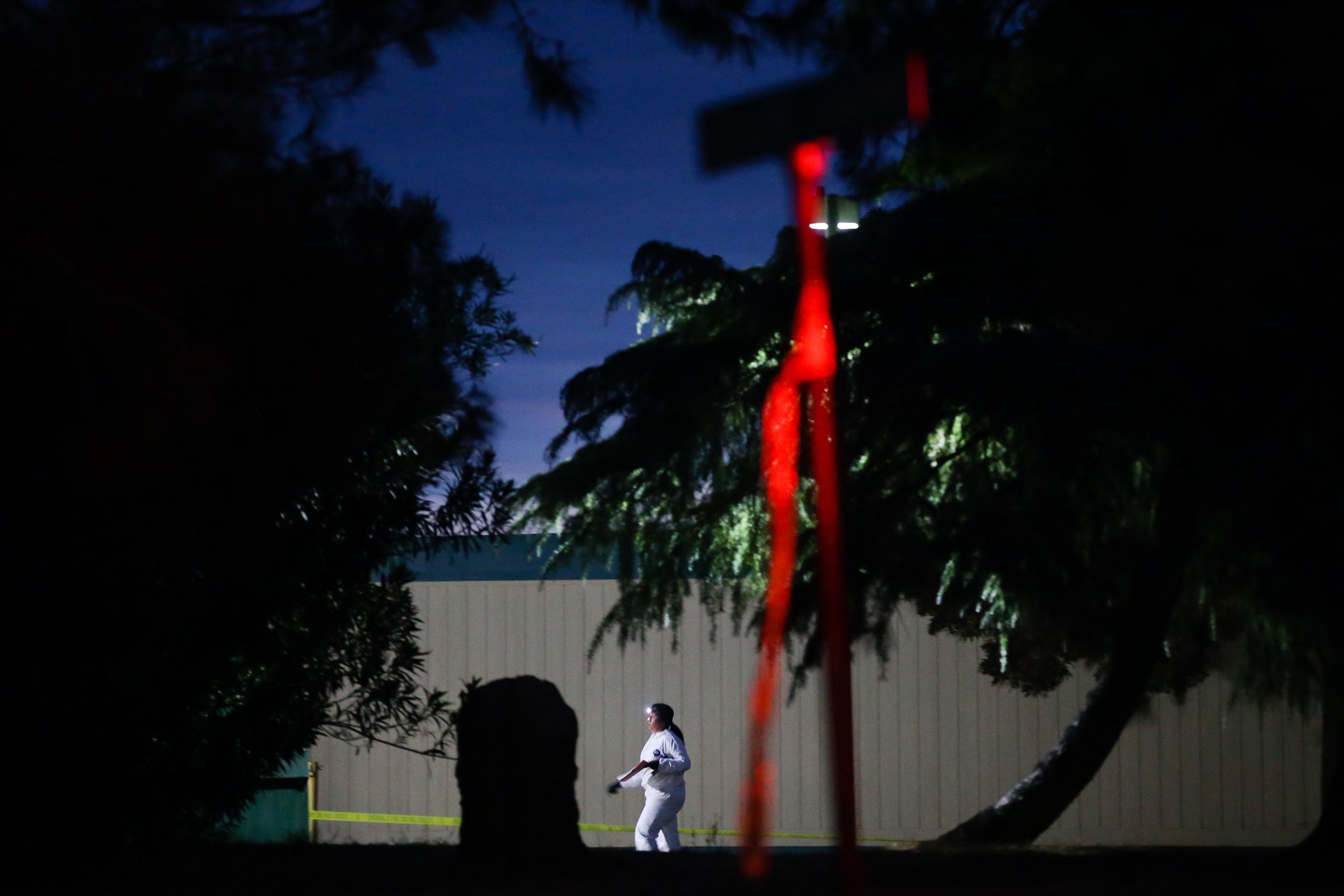 Image: Rancho Tehama Shooting