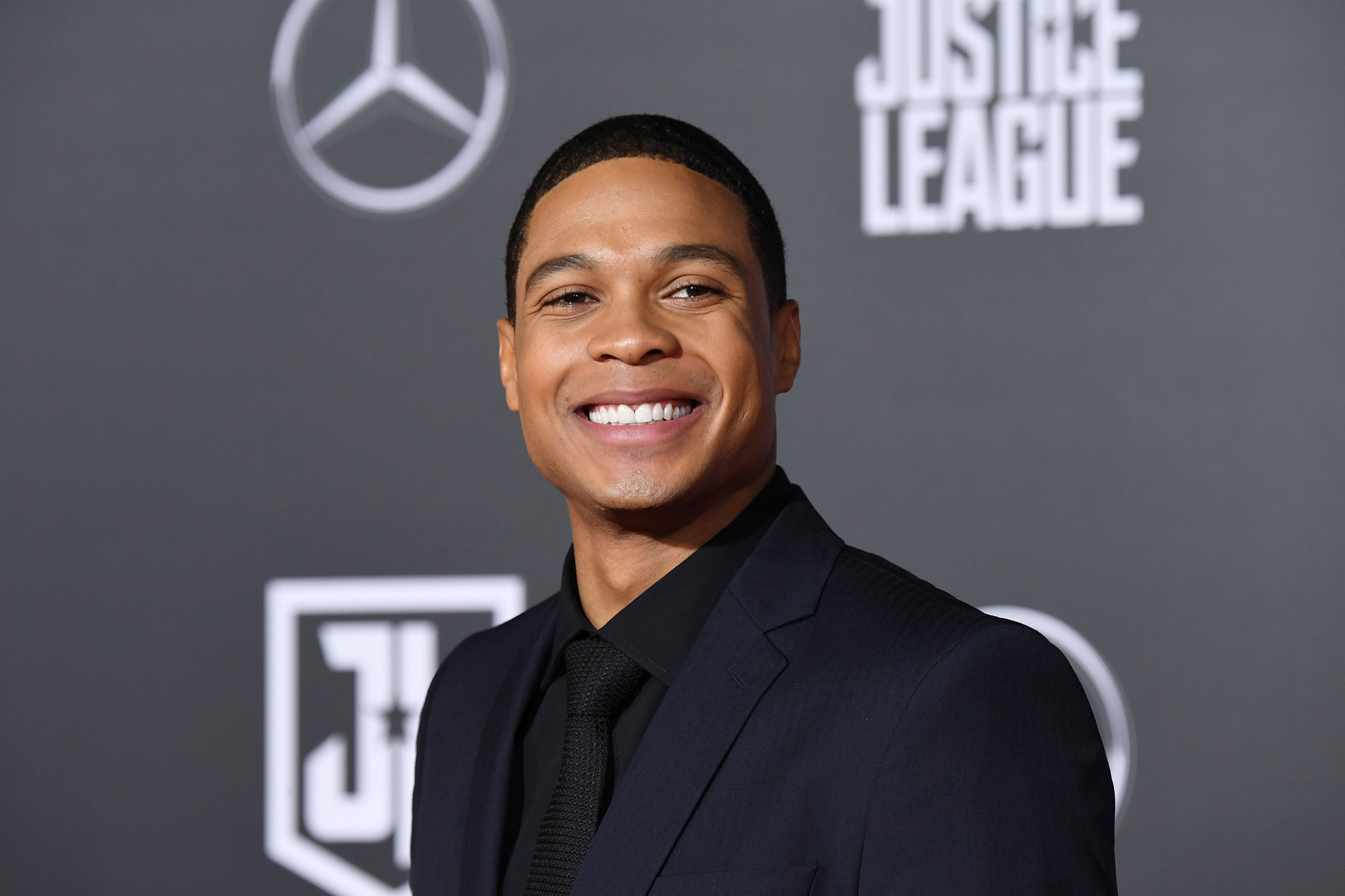 Image: Actor Ray Fisher