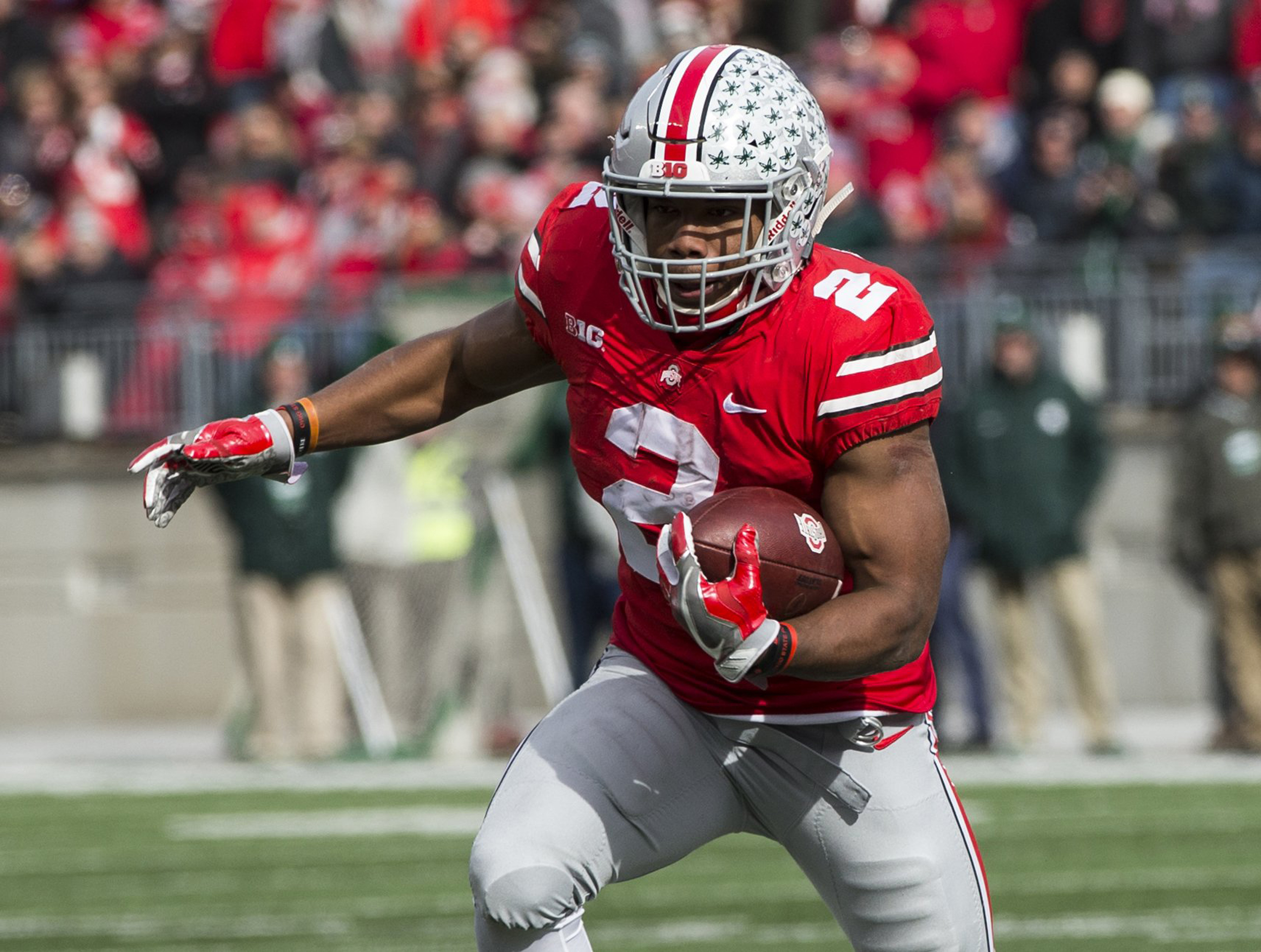 Image: NCAA Football: Michigan State at Ohio State