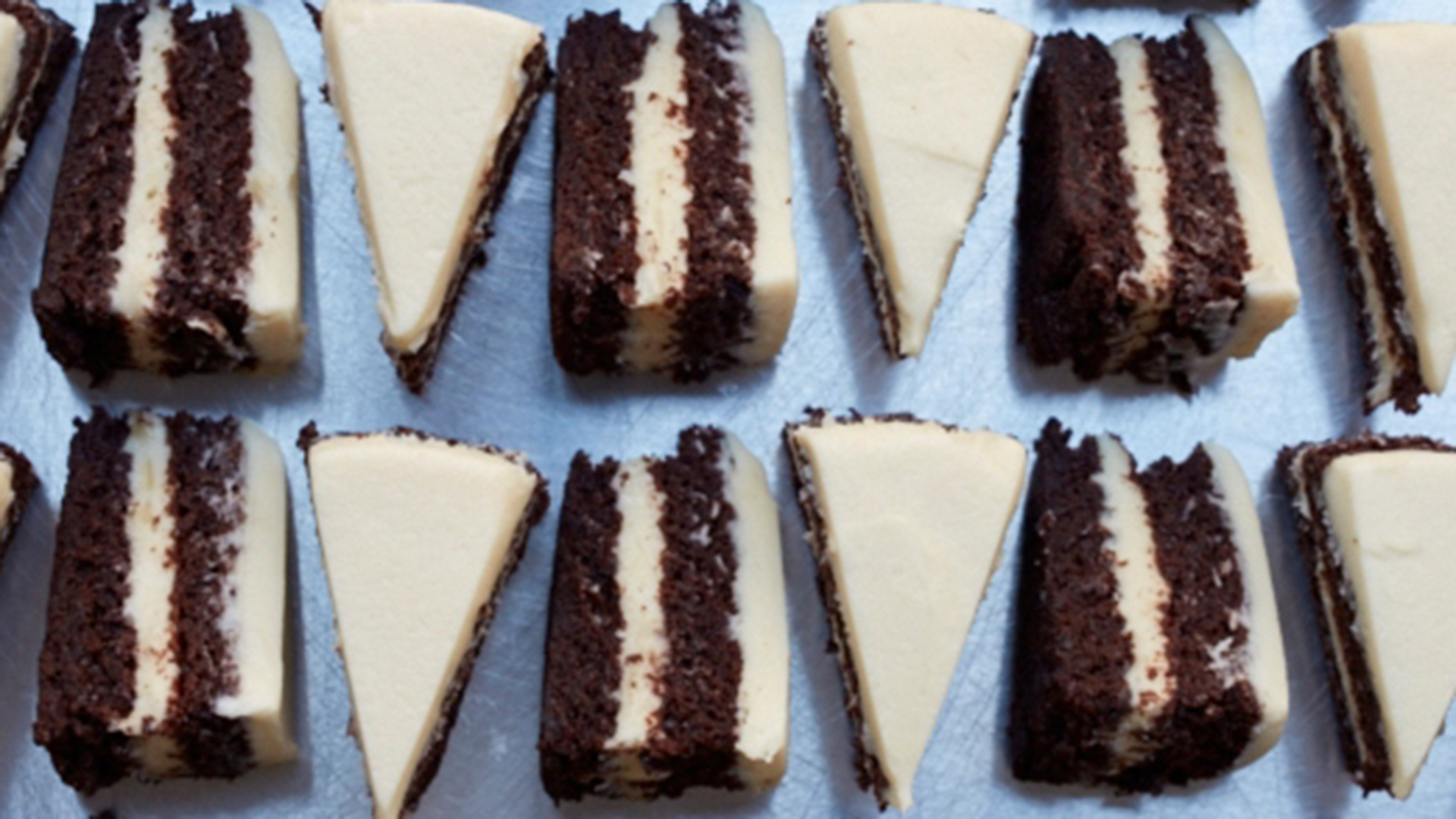 Defrost Cake Layers