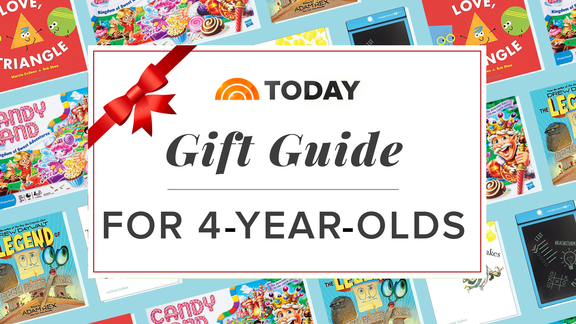 Top Gifts For 2 Year Olds: Best Gifts For 4-year-olds From Our 2017 Holiday Gift