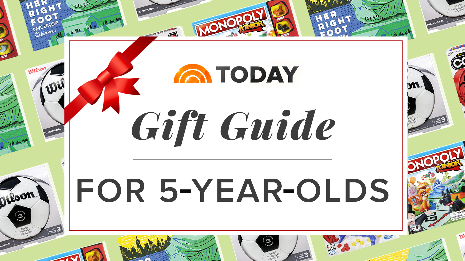 Best Gifts For 5-year-olds From Our 2017 Holiday Gift