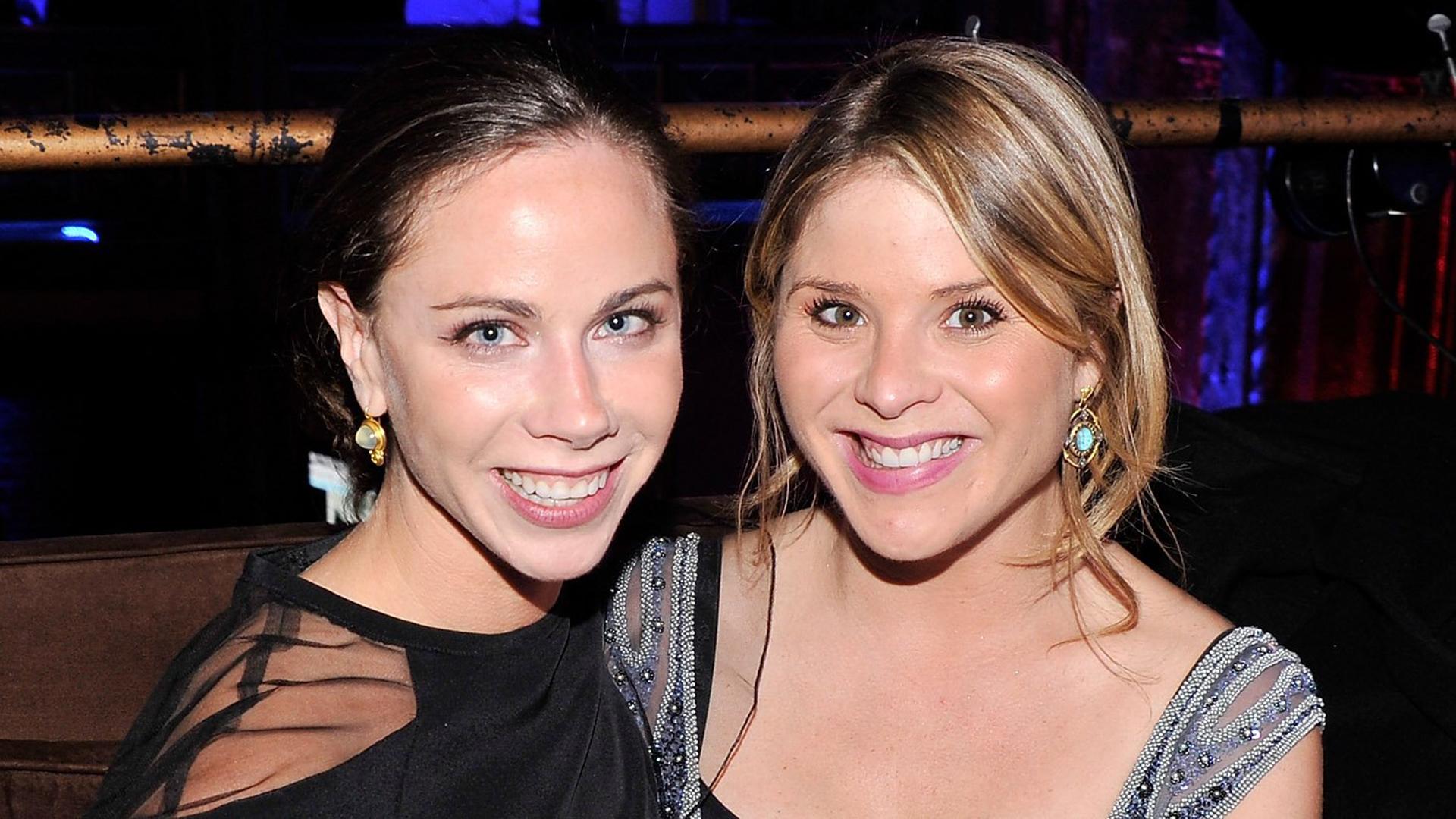 Jenna Bush Hager And Sister Barbara Turn 36 See Their Mom