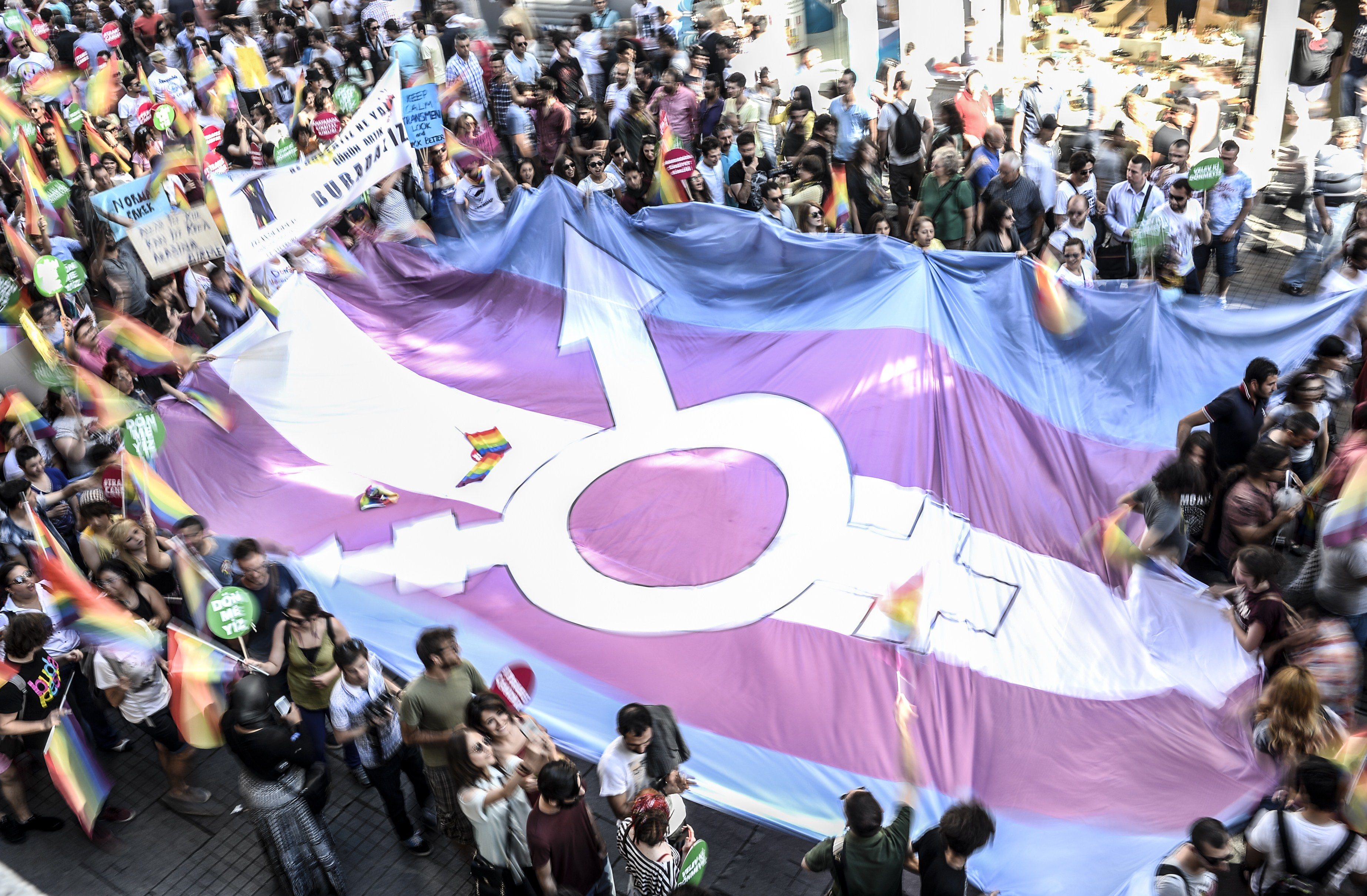 Report Highlights Experiences of Black Transgender People in U.S.