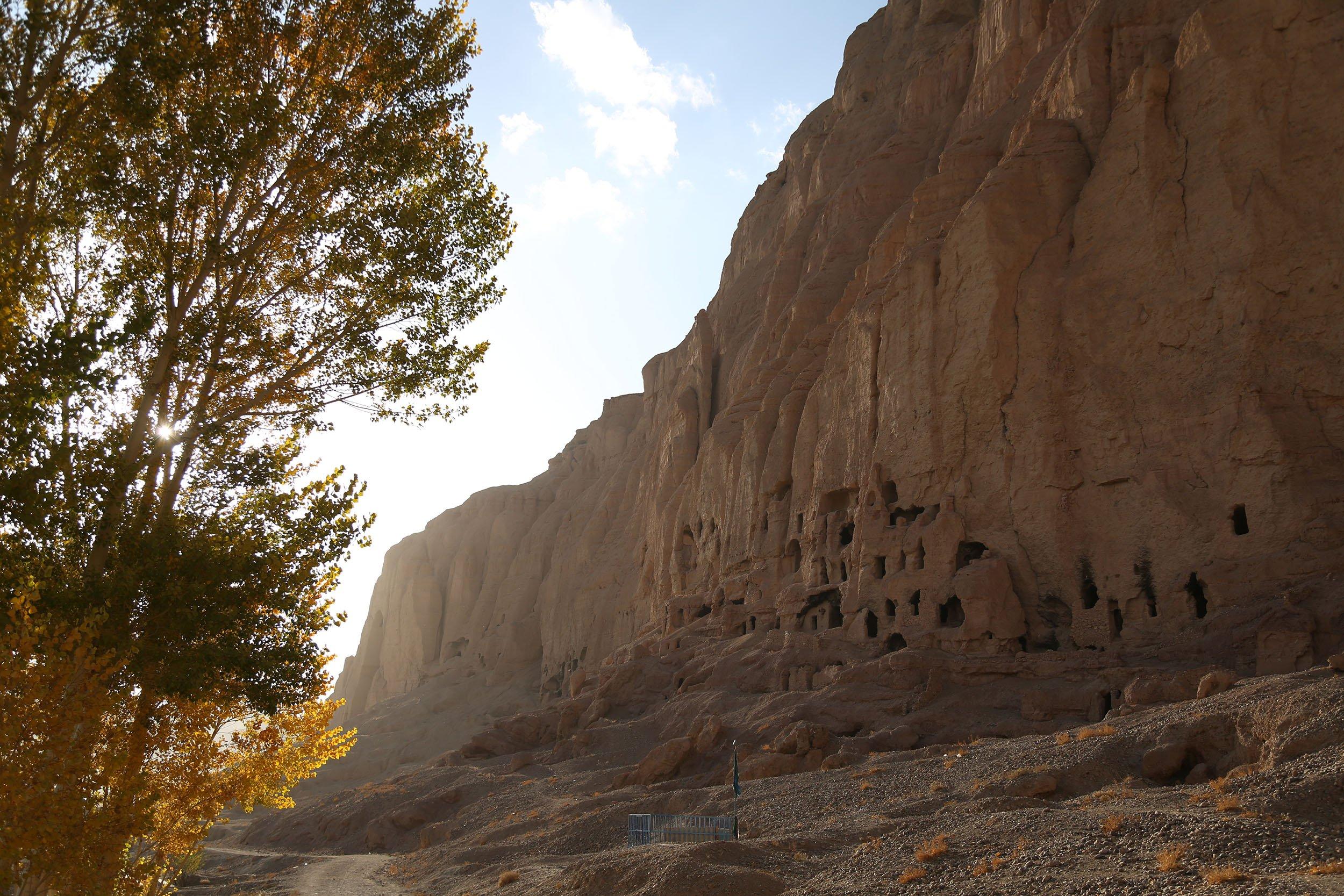 Image: Bamiyan Buddhas
