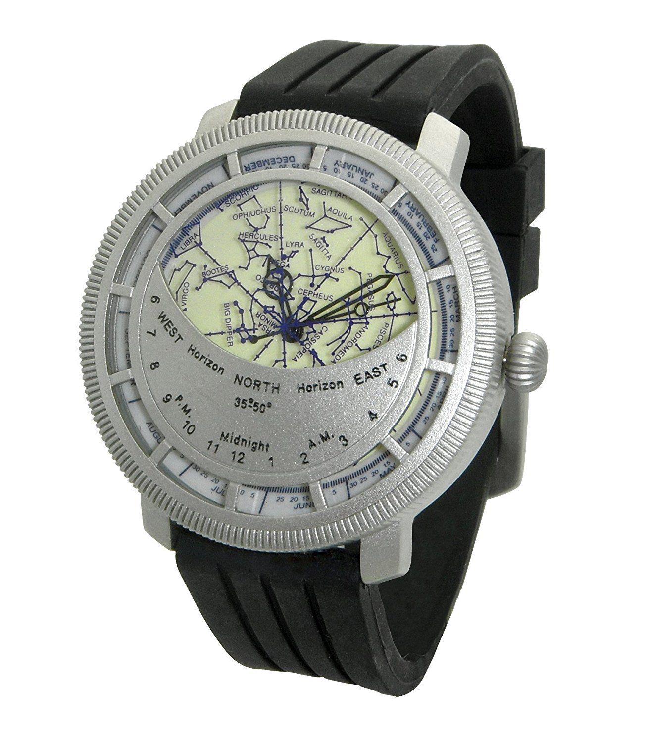 Image: Planisphere watch