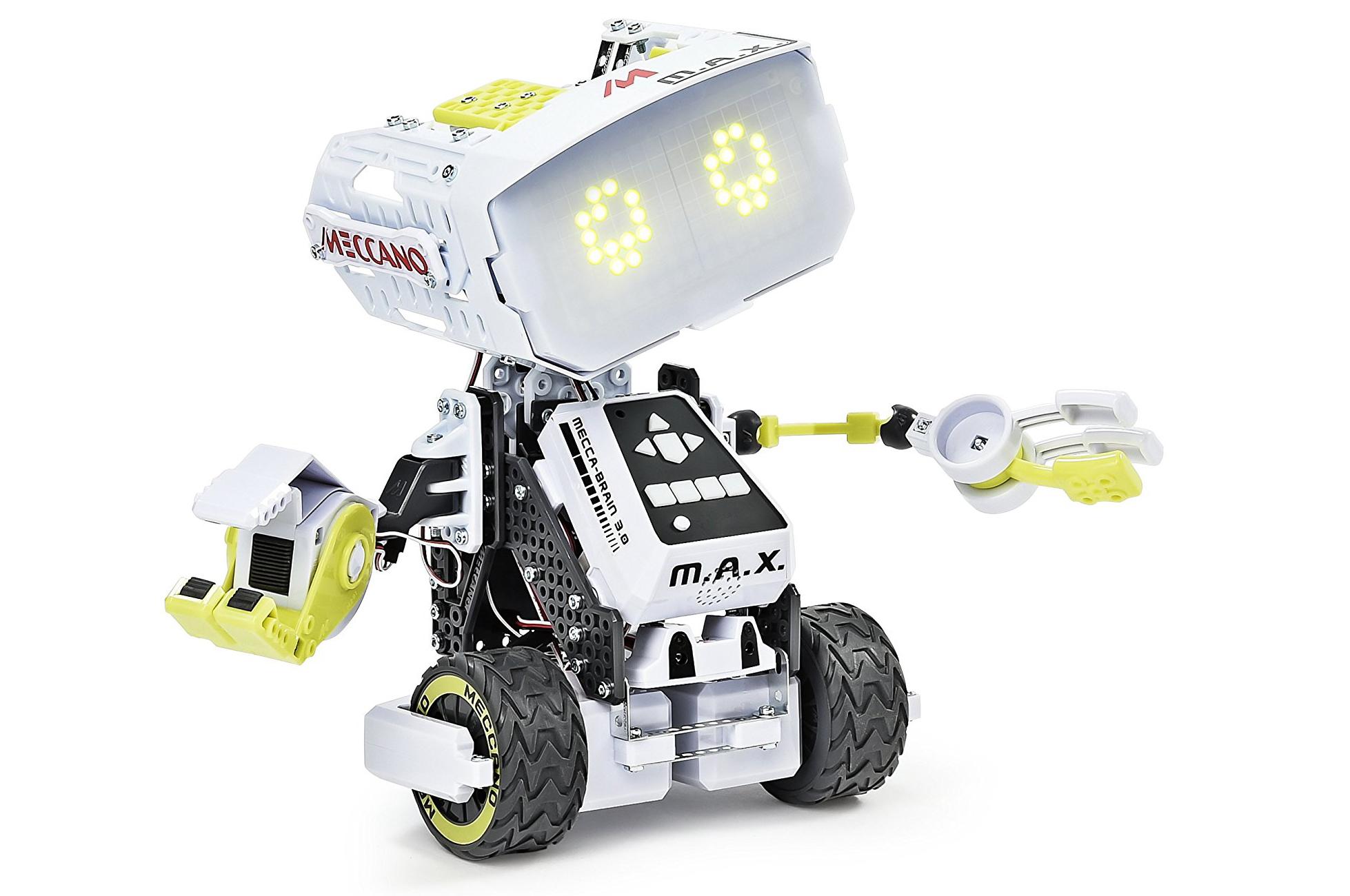 Image: Meccano M.A.X. robot