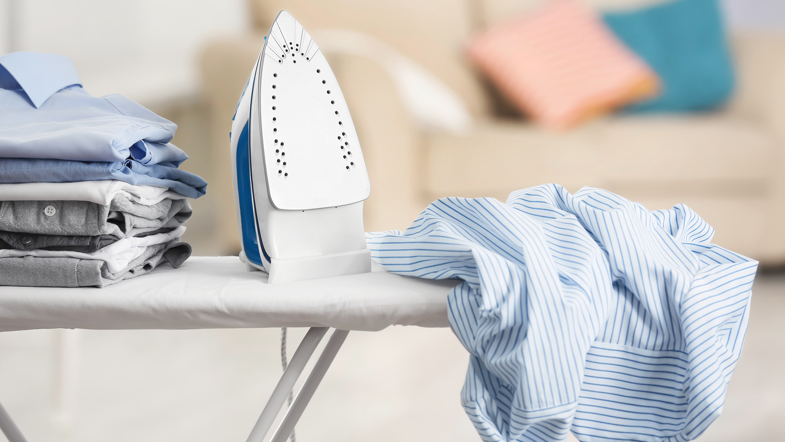 How Often To Clean An Iron And The Right Way To Do It