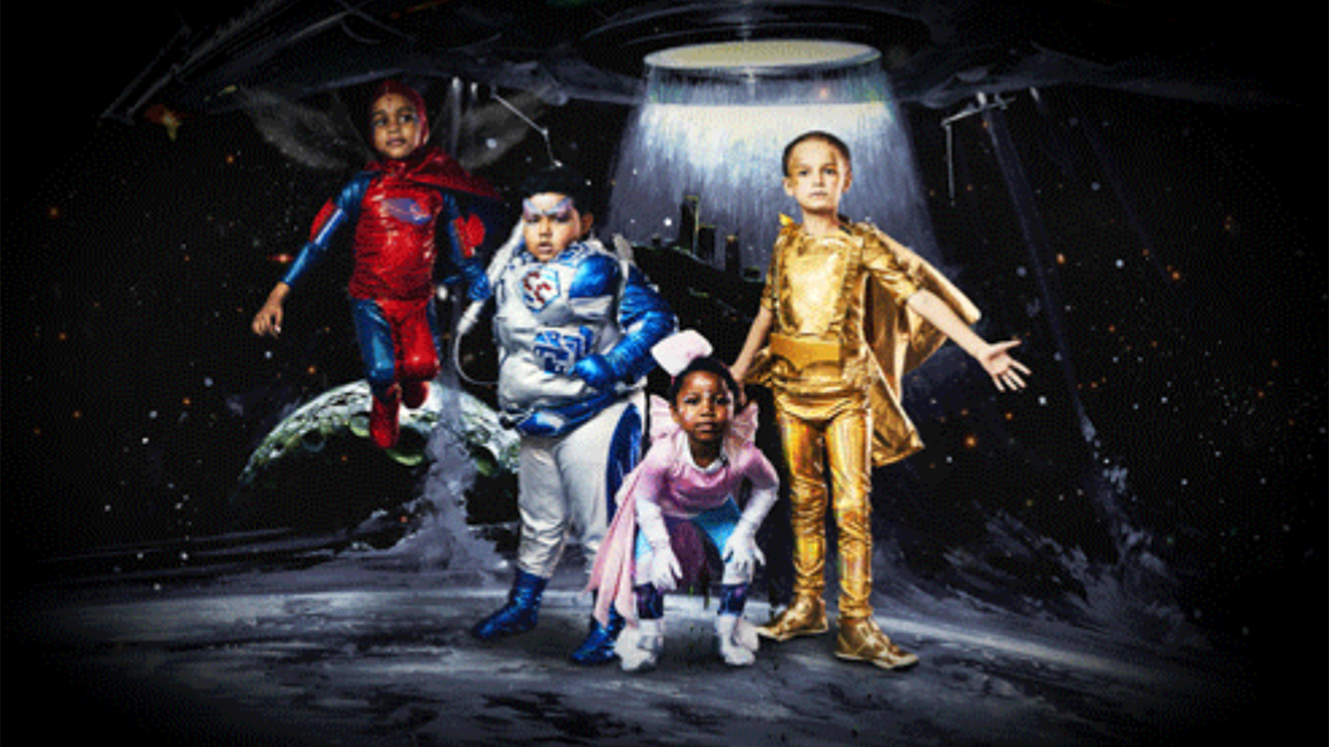 watch these kids with cancer transform into real life superheroes