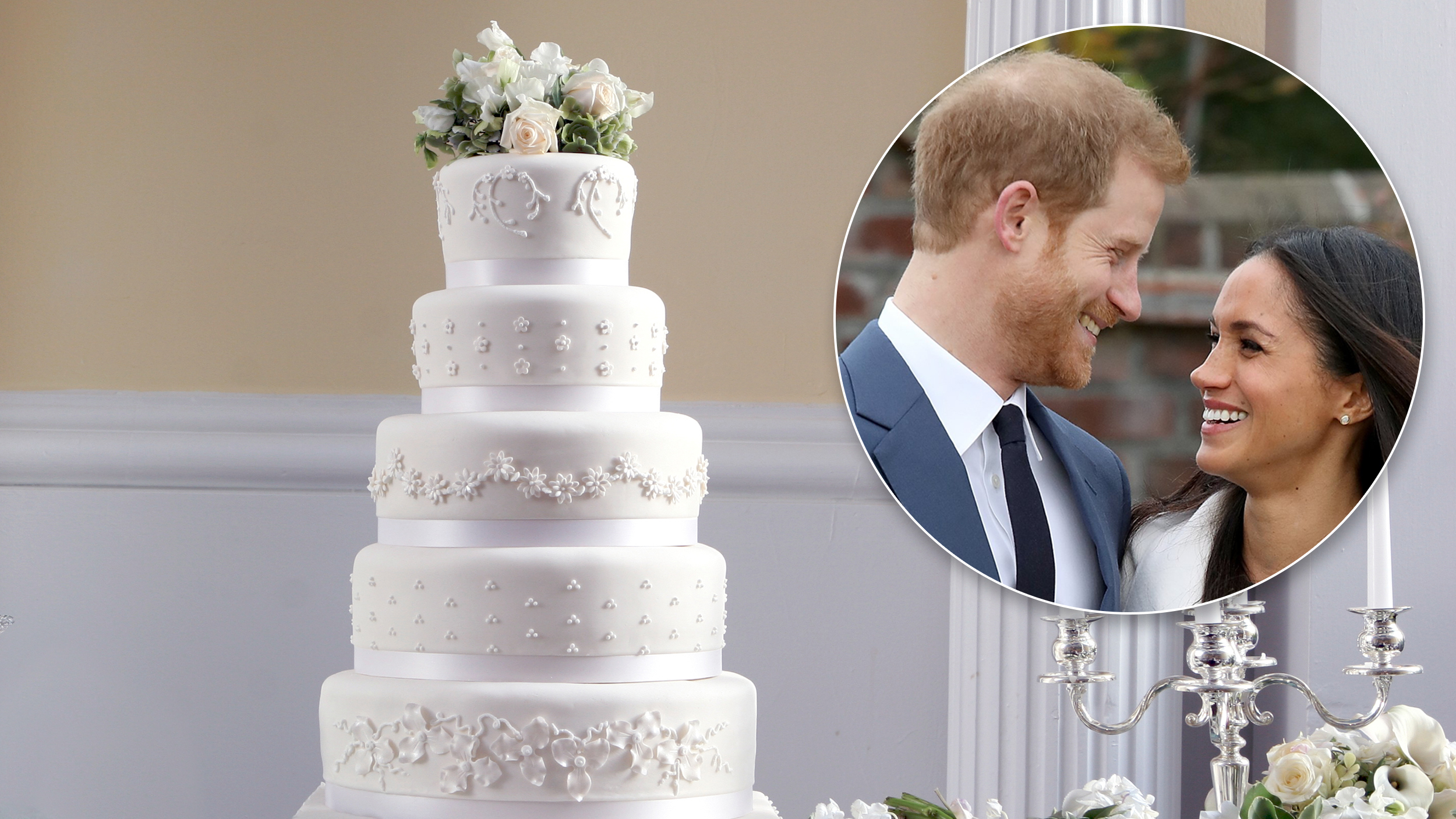 how american and british wedding foods are different today show