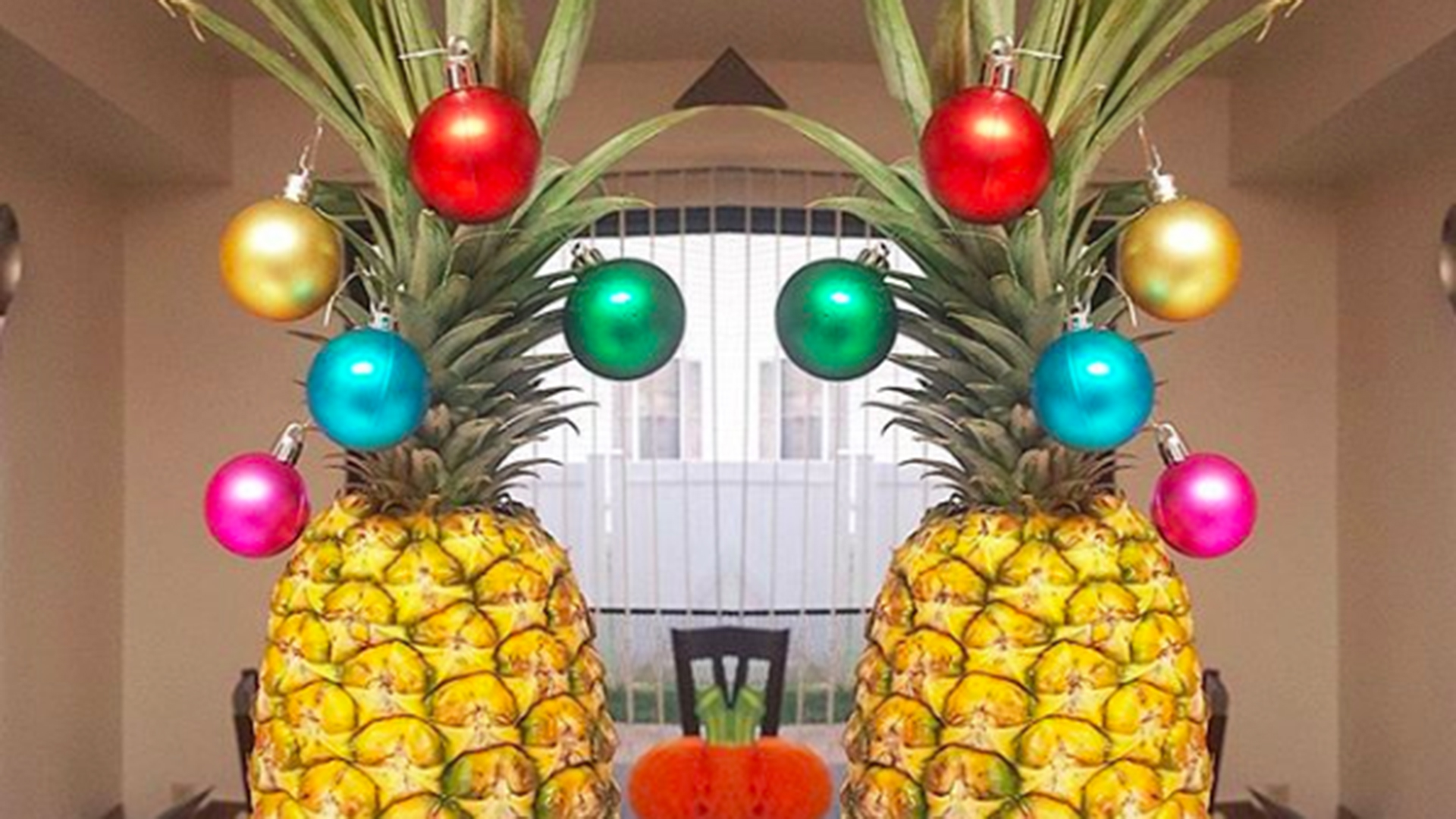 Pineapples Are The New Christmas Trees Today Com