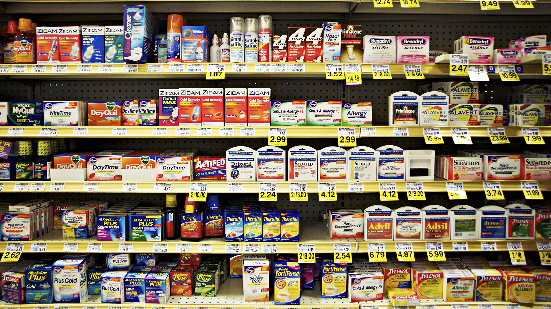 Consumer Reports Explains What Cold And Flu Labels Really