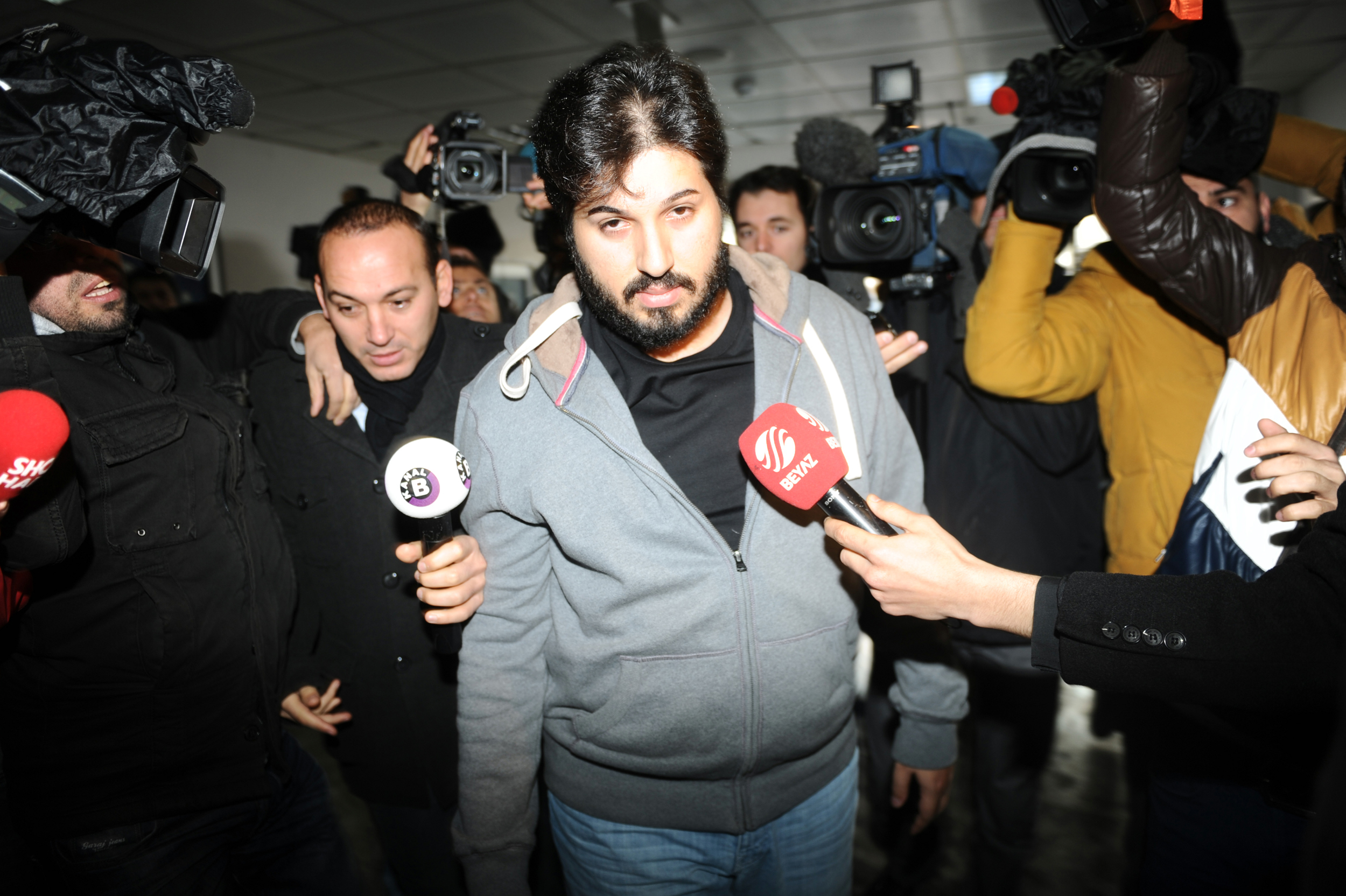 nbcnews.com - What does Reza Zarrab know? Turkish gold trader avoids trial for now