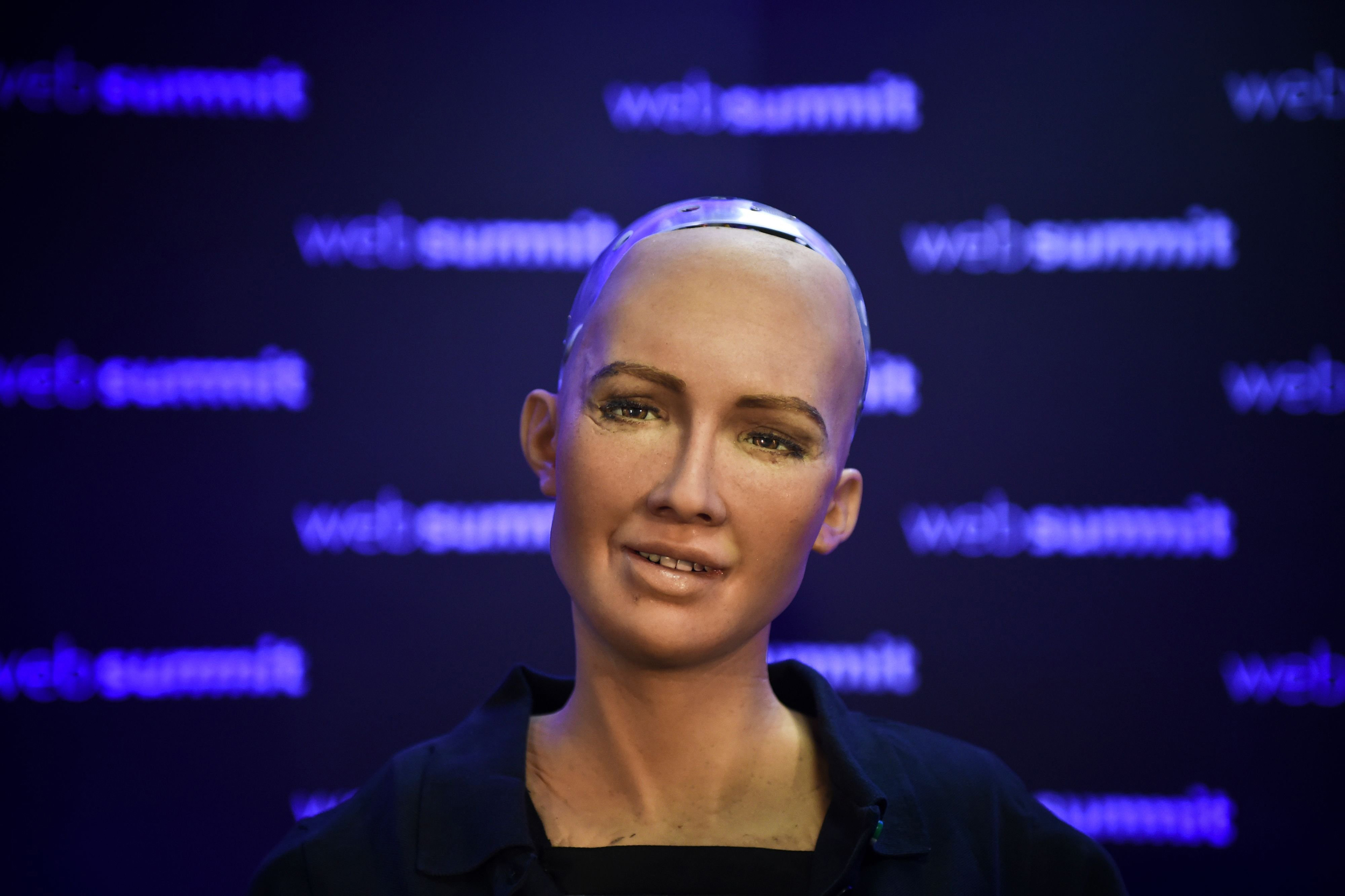 Image: PORTUGAL-TECHNOLOGY-WEBSUMMIT