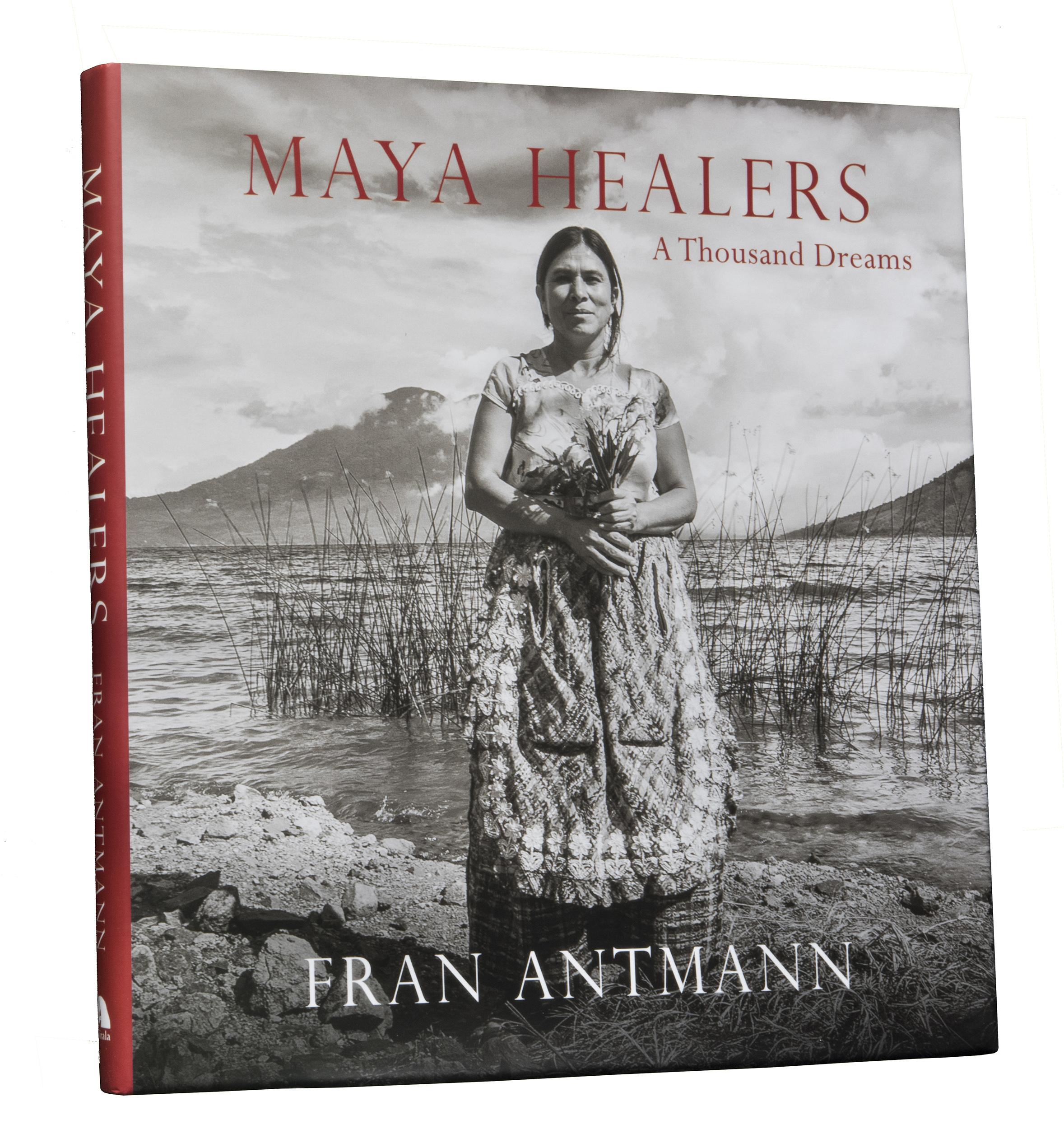 Image: Fran Antmann's book