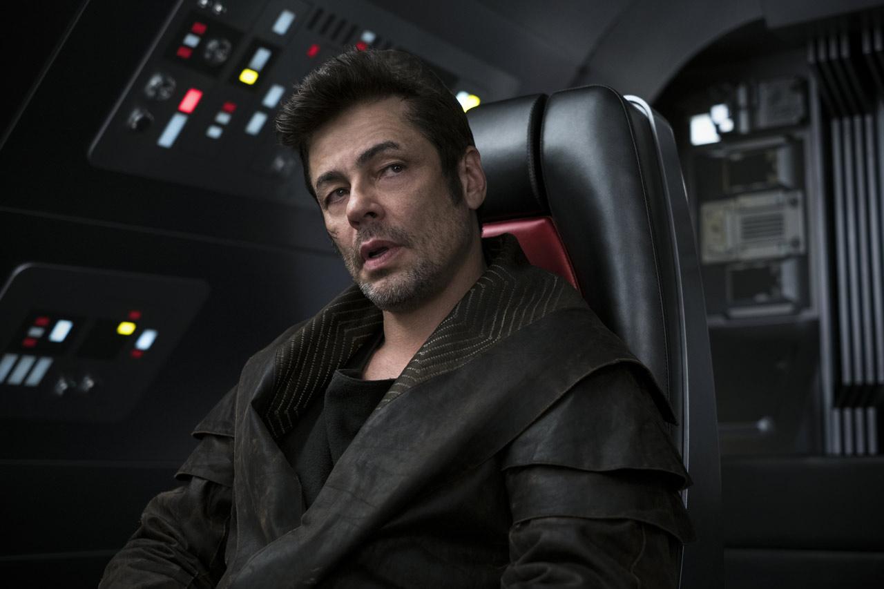 Image: Benicio Del Toro in