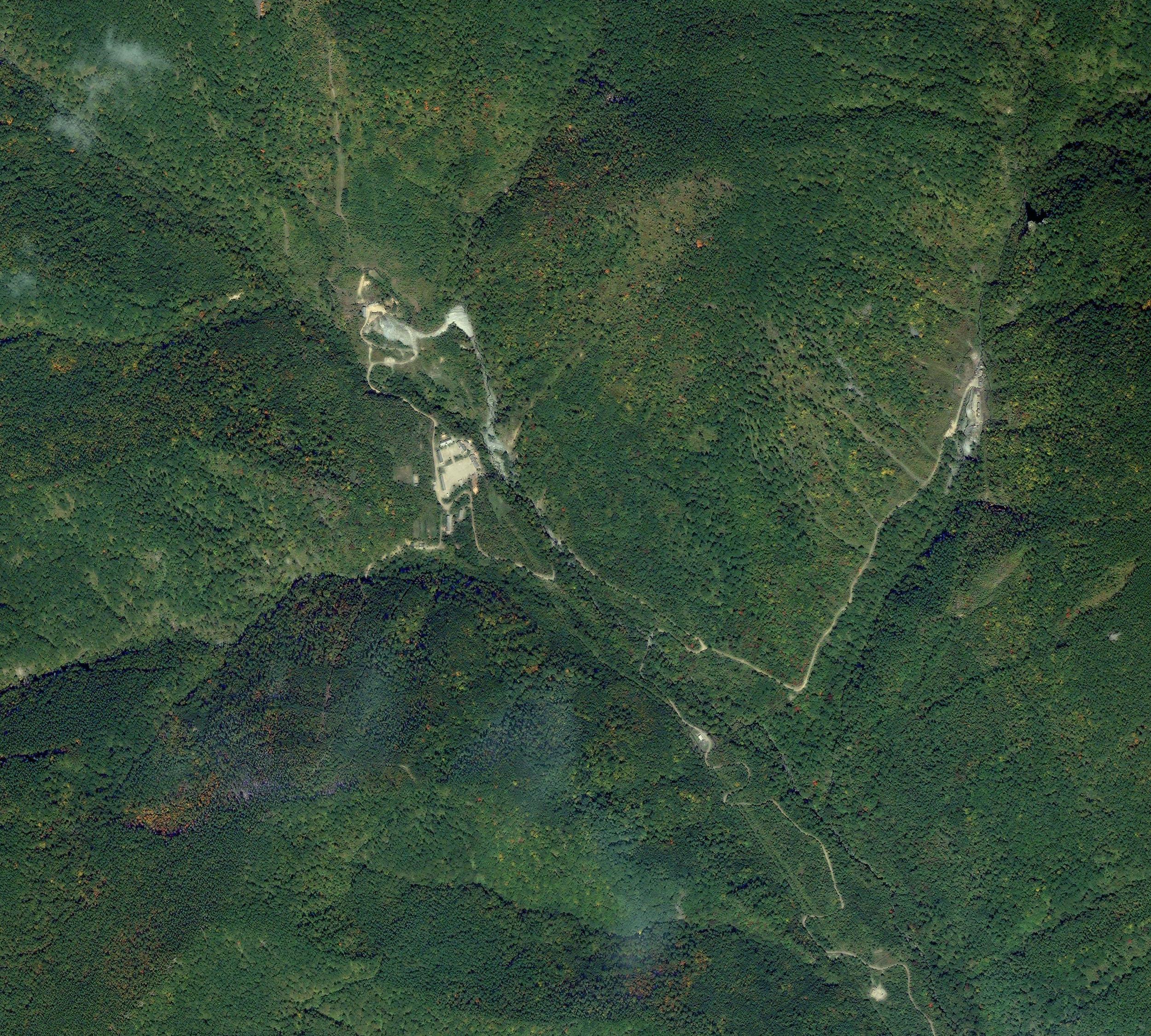 Image: Satellite Image of Kilju, North Korea