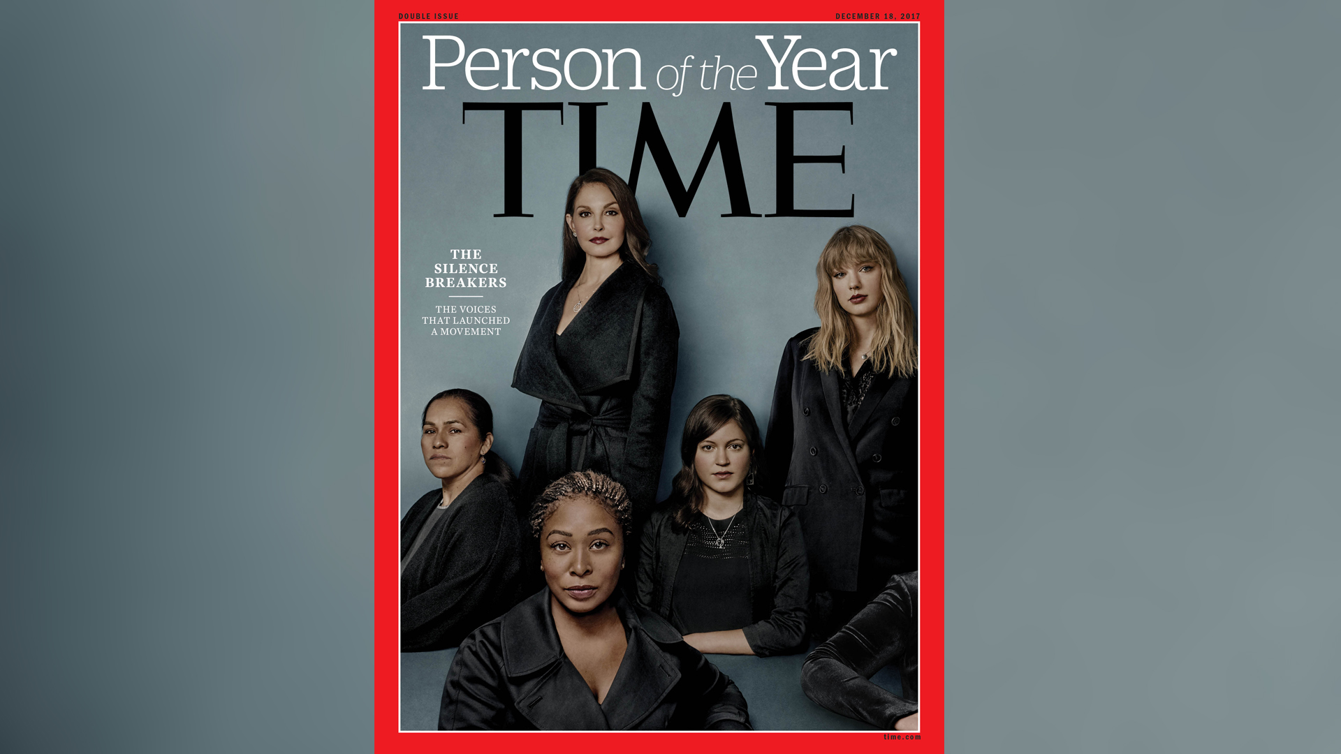 Time magazine cover now