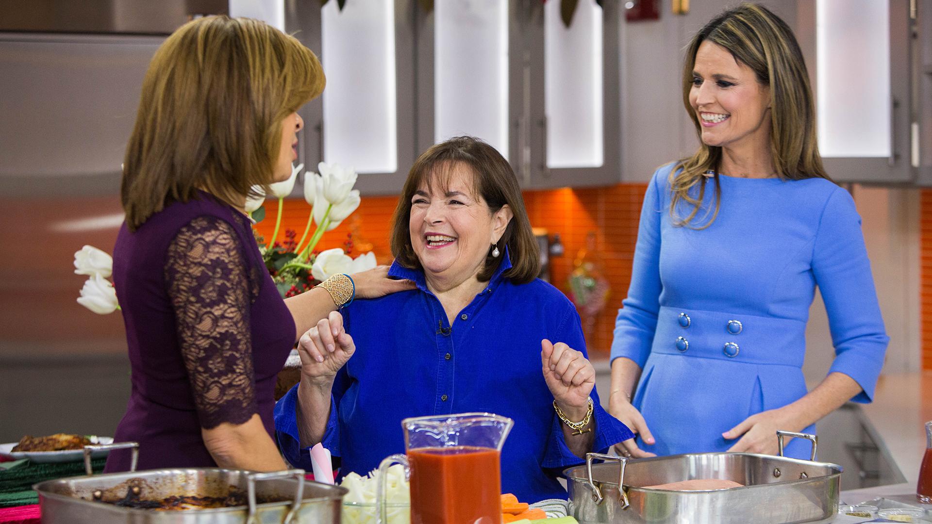 Ina Garten's Hanukkah Recipes: Brisket, Latkes, Honey Cake ...