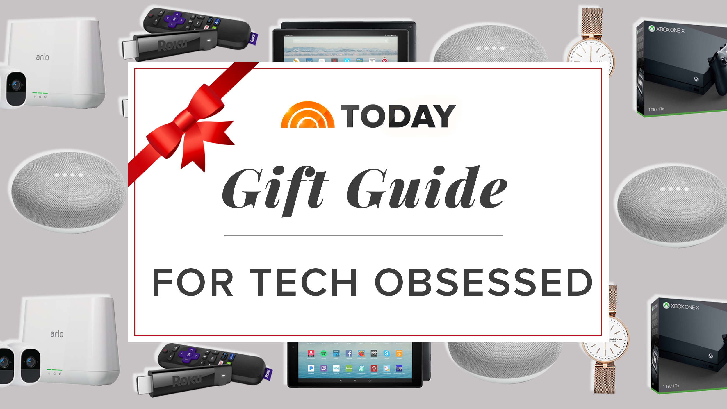 18 tech and gadget gifts for everyone on your list