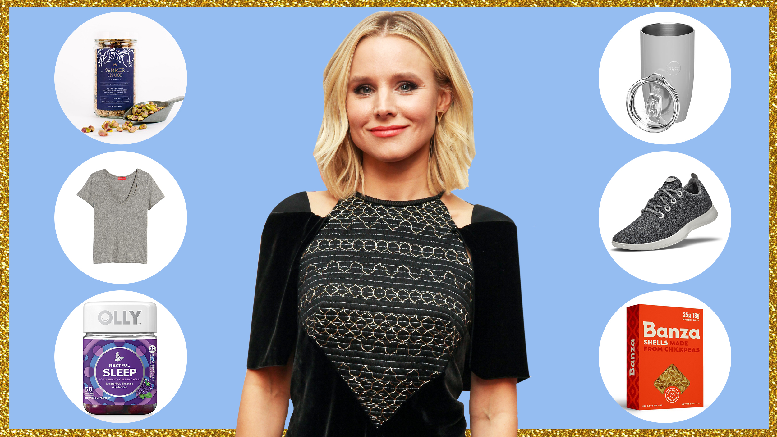 Kristen Bell S 6 Foolproof Holiday Gifts