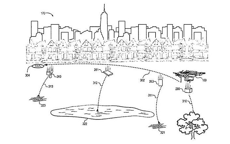 Image: Amazon patent