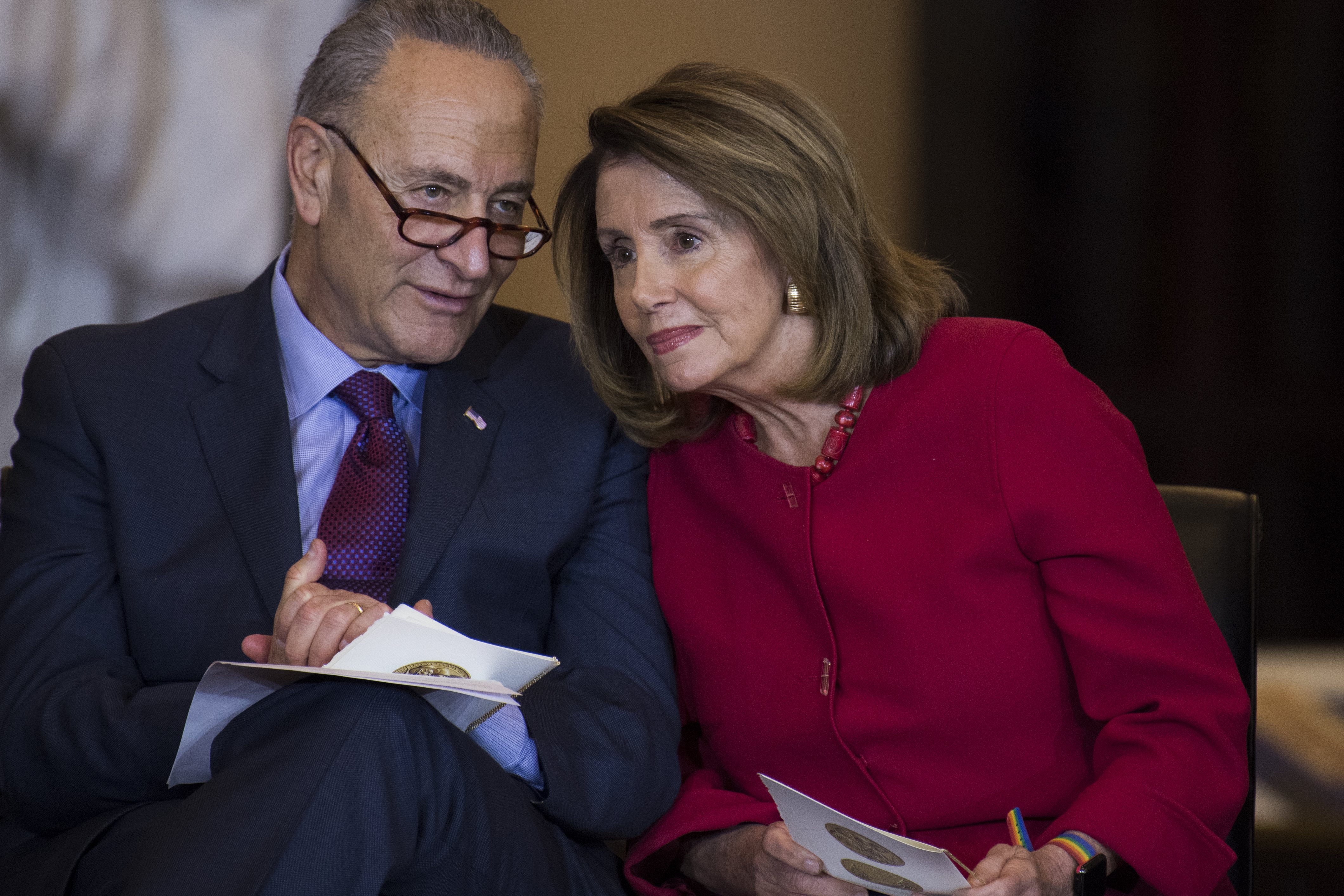 Image result for pelosi + schumer