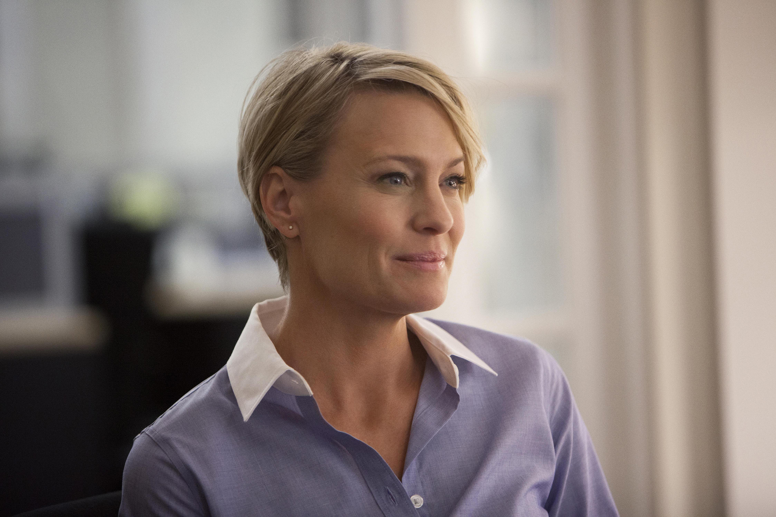 President Claire Underwood Is The Catharsis Women Need After Metoo