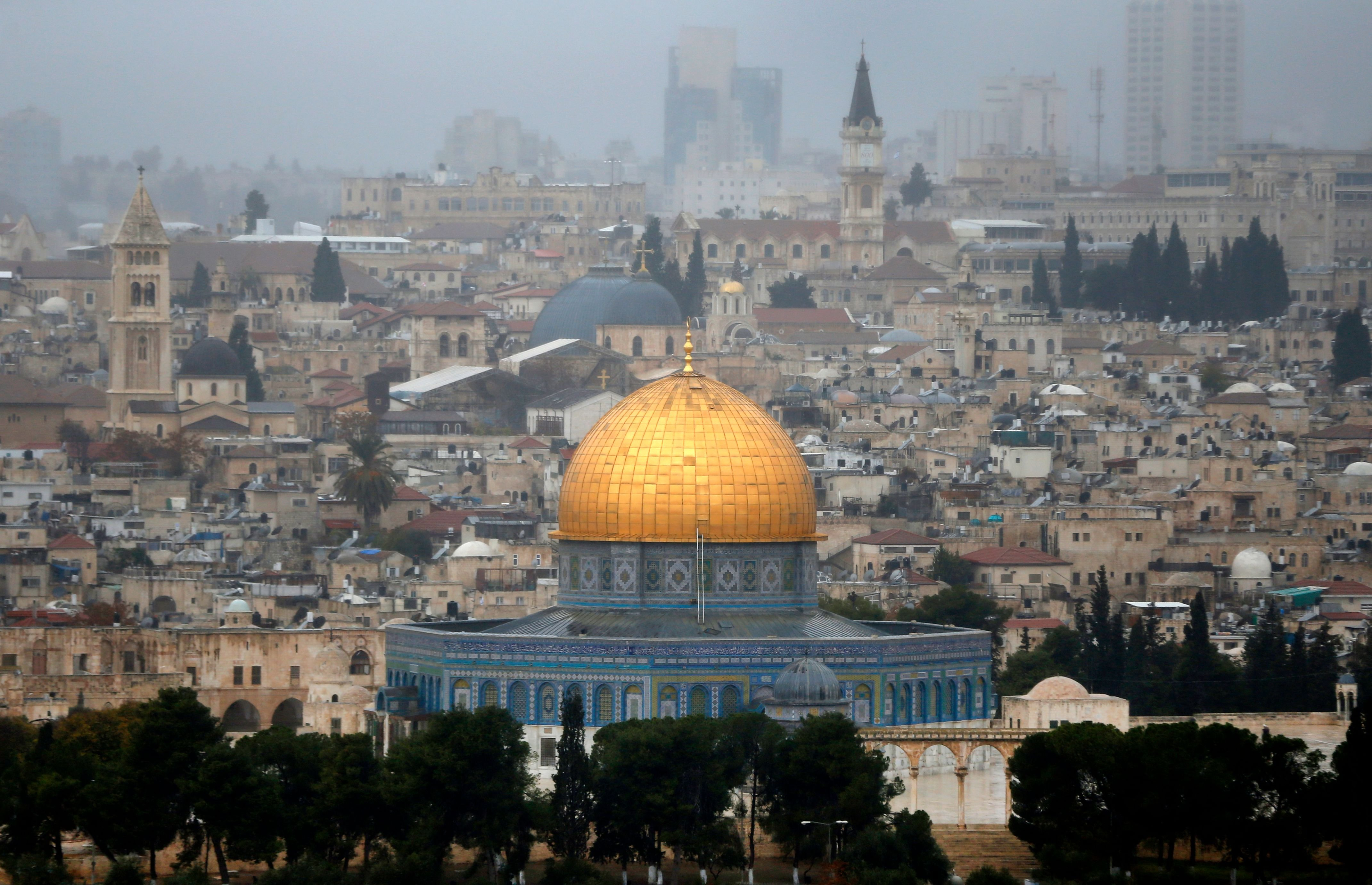 Trump plan to recognize Jerusalem as Israel's capital ...