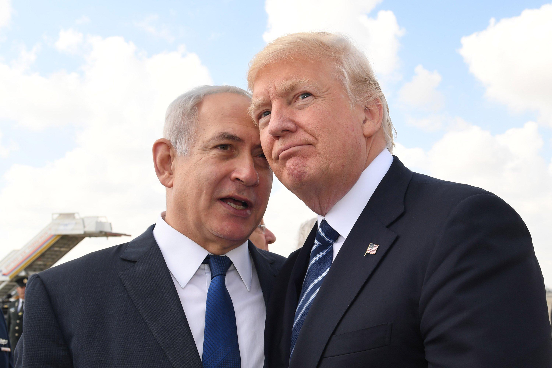 Image: US President Donald Trump visits Israel