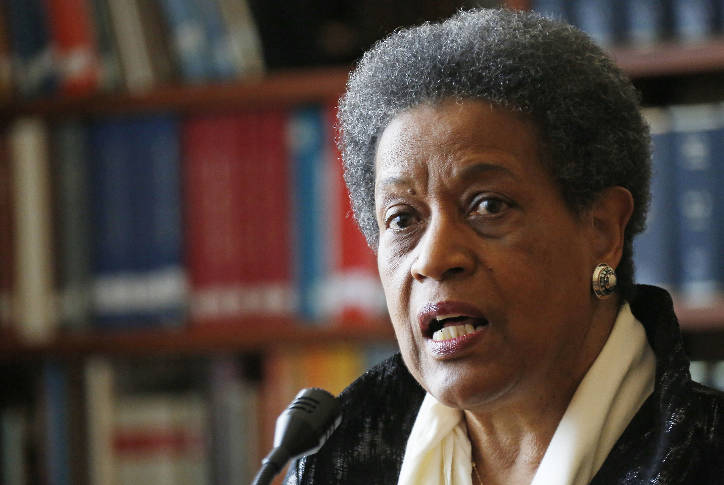 Image: Myrlie Evers-Williams